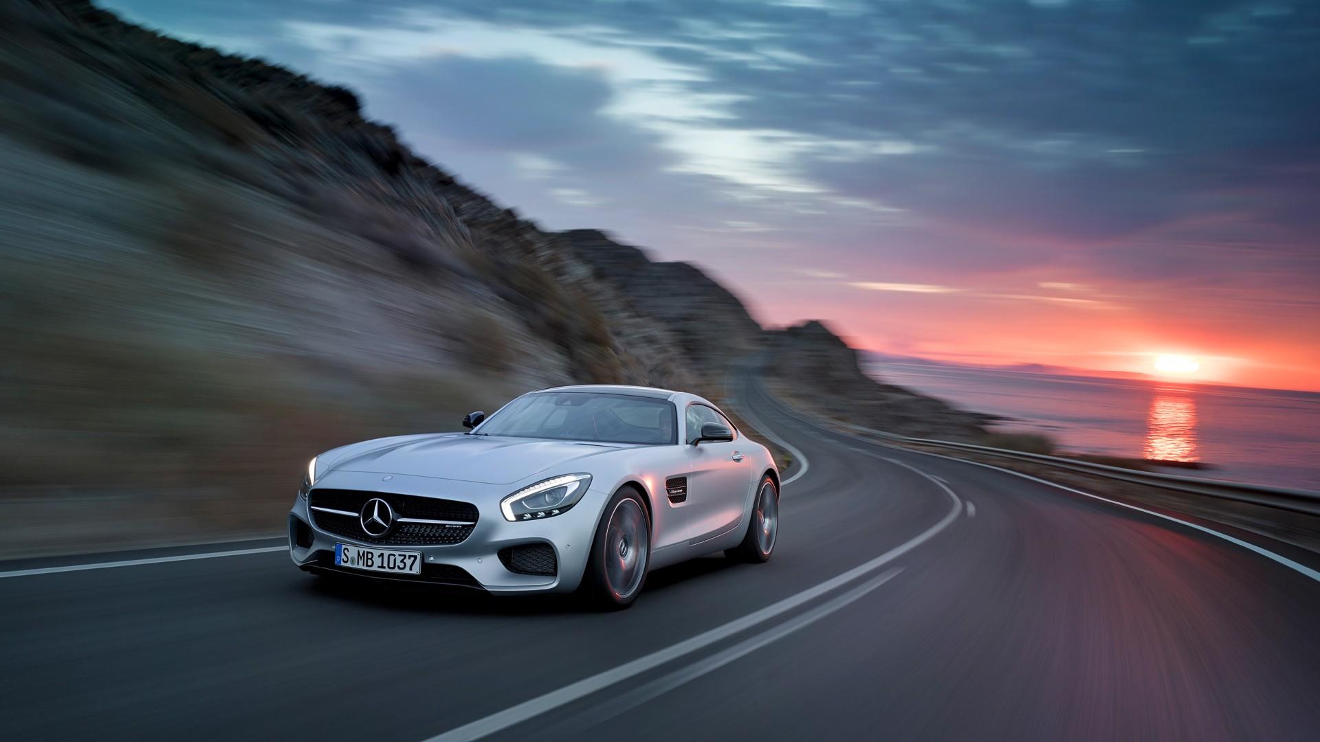 Fond d'écran : 1920x1080 px, voiture, Mercedes Benz AMG GT 1920x1080 - goodfon - 656795 - Fond d ...