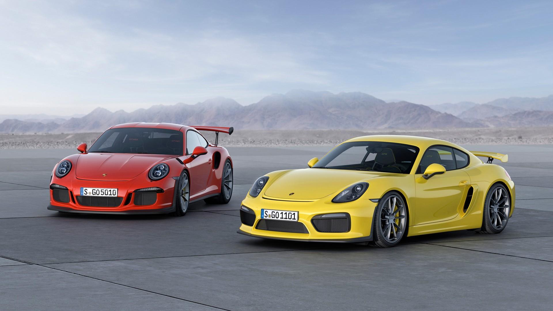 Wallpaper 1920x1080 Px Car Porsche 911 Gt3 Rs Porsche Cayman