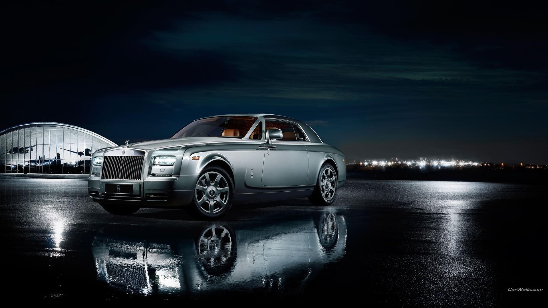 Wallpaper 1920x1080 Px Car Rolls Royce Phantom 1920x1080