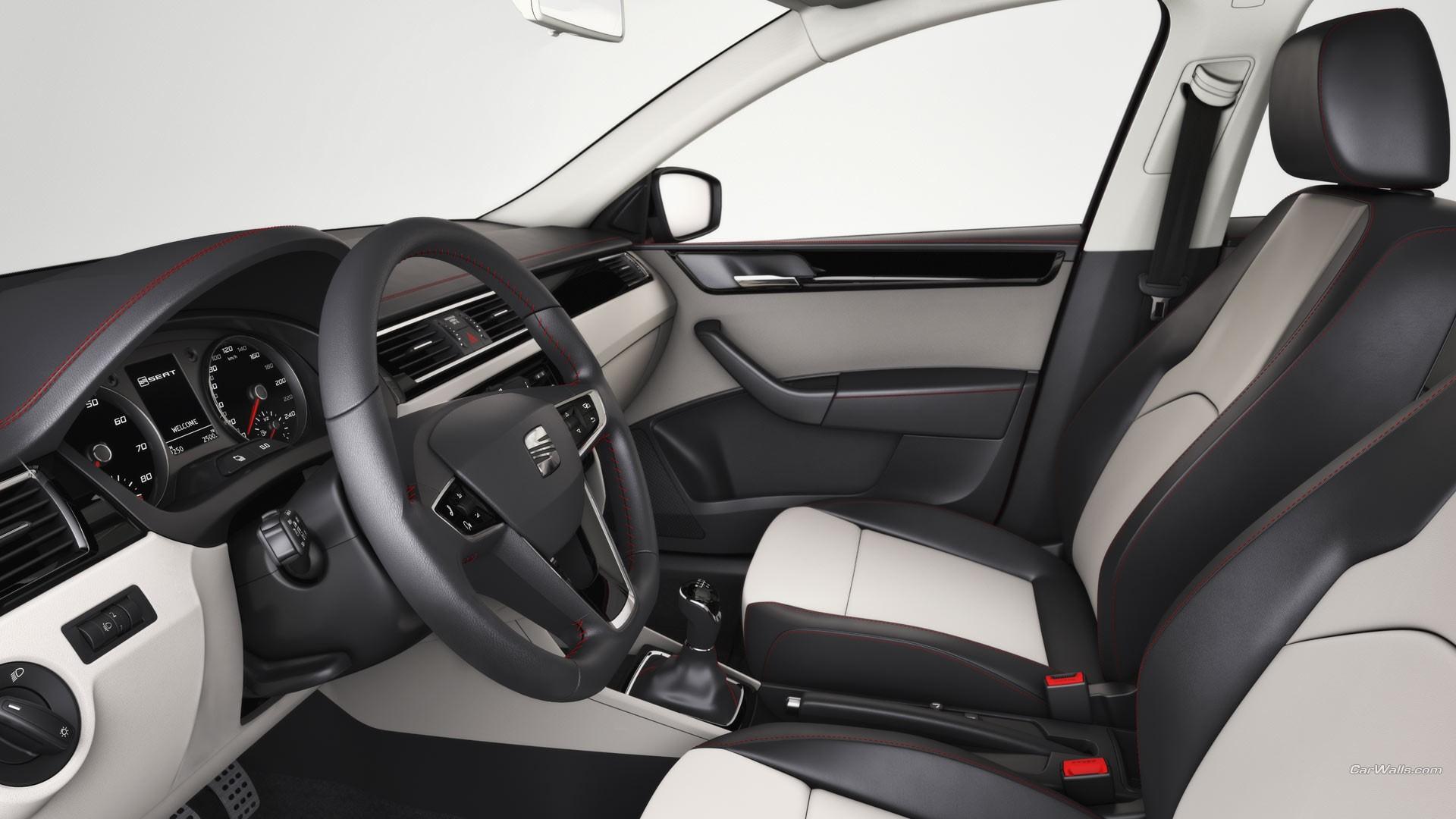 Wallpaper : 1920x1080 px, car interior, Seat Toledo 1920x1080 ...