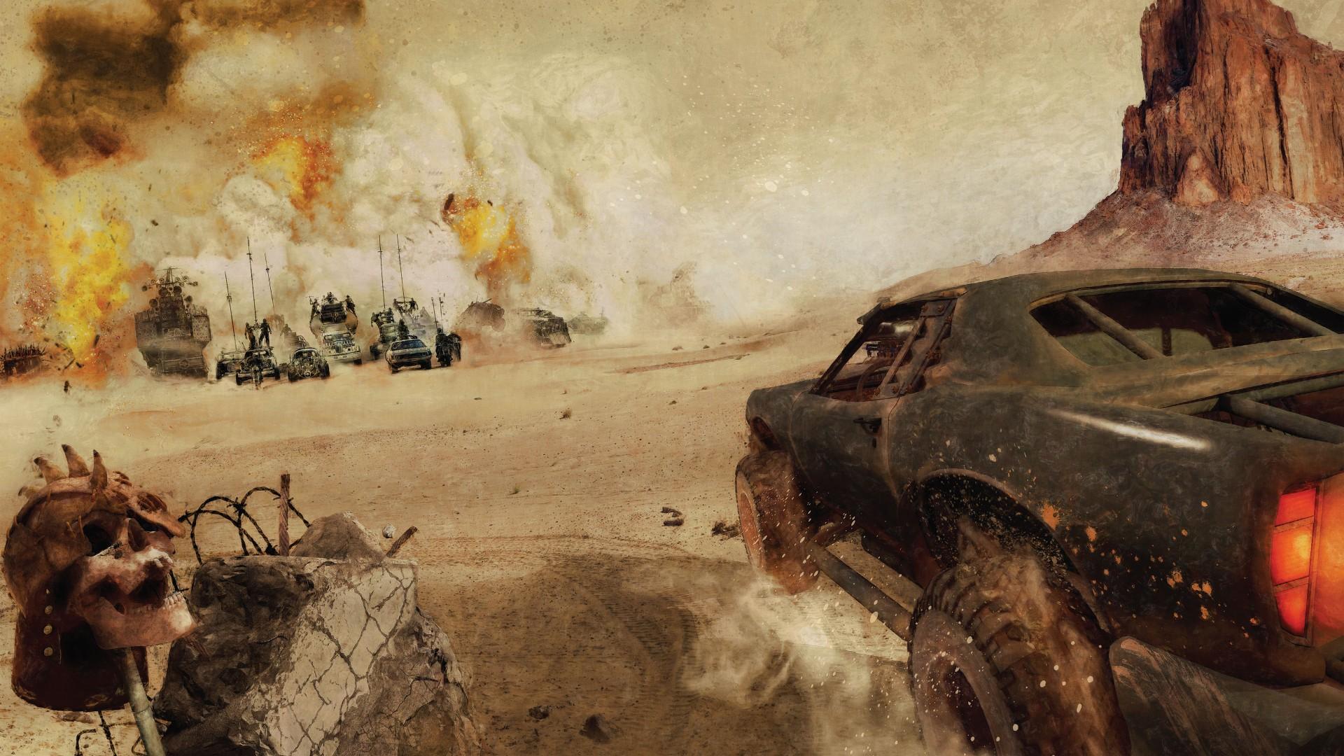 1920x1080 Px Mad Max Fury