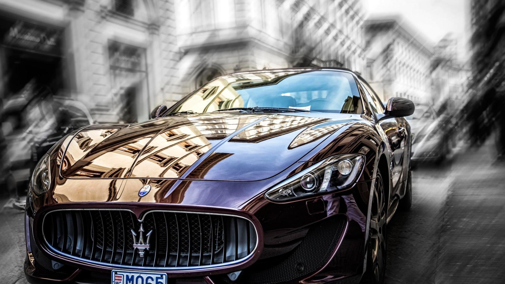 Marvelous 1920x1080 Px Car Coupe Italian Cars Maserati Maserati GranTurismo MC  Stradale