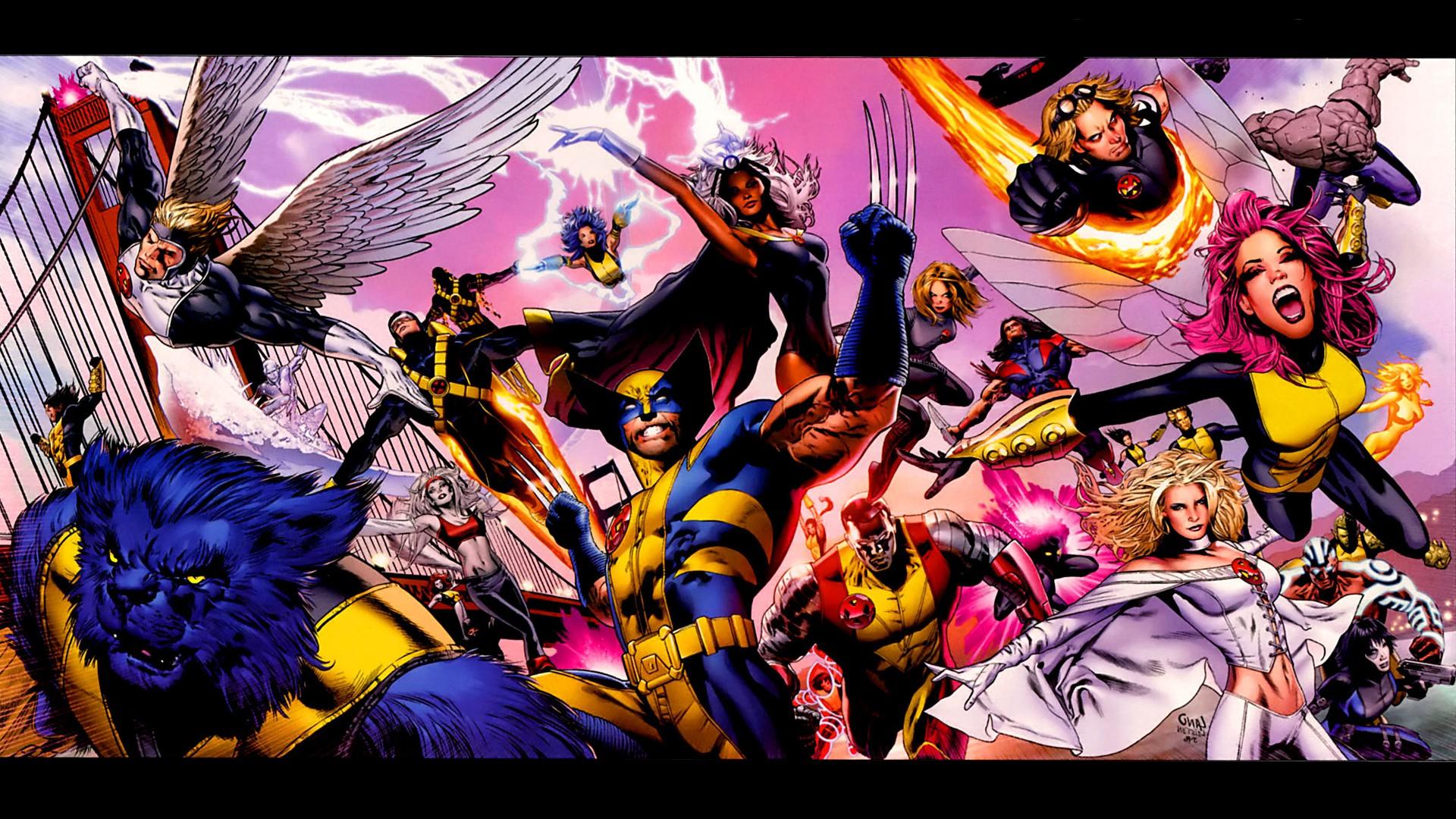 Wallpaper 1920x1080 Px Comics X Men 1920x1080 Goodfon