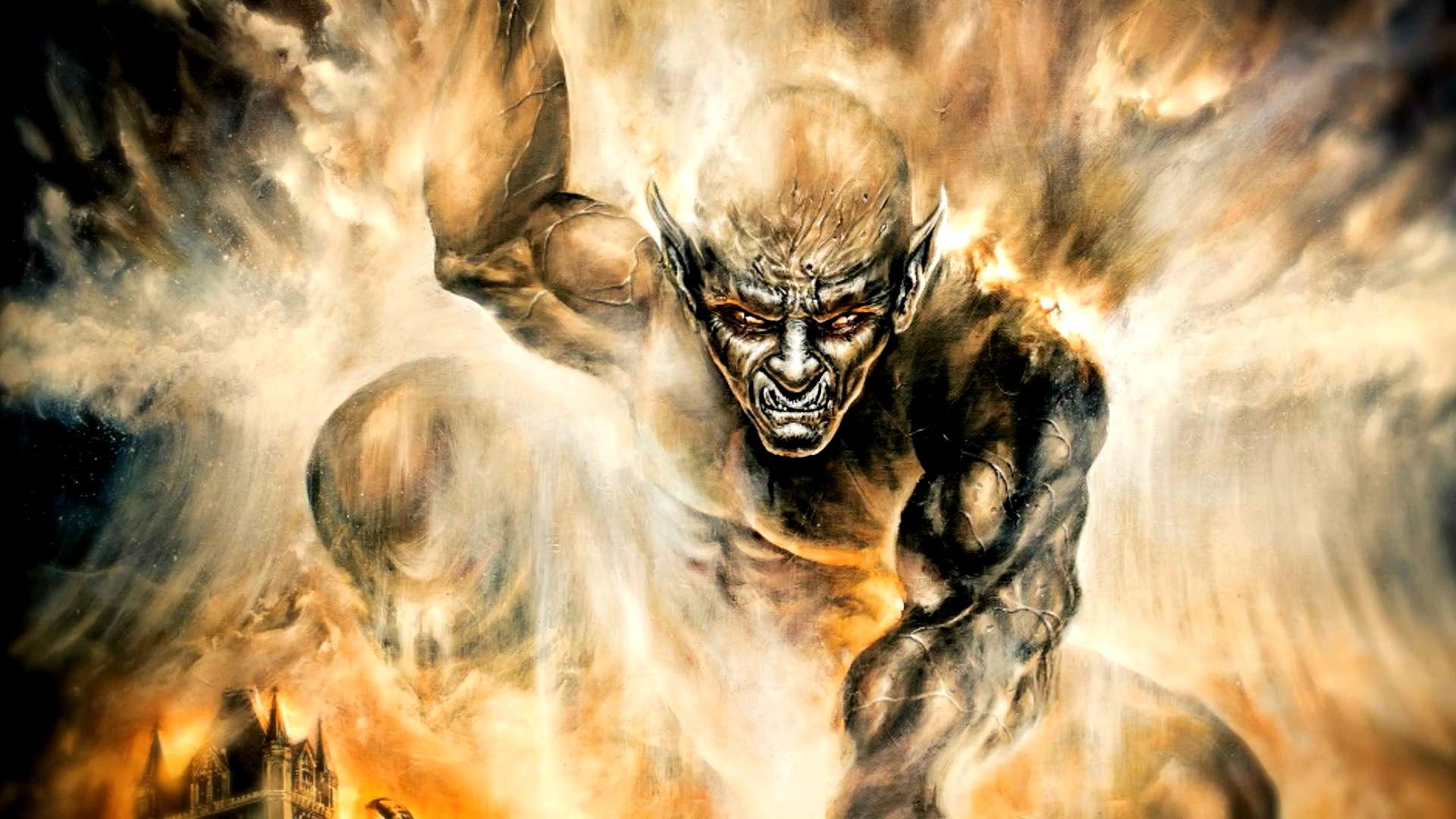Wallpaper 1920x1080 Px Dark Demon Demons Hard Heavy
