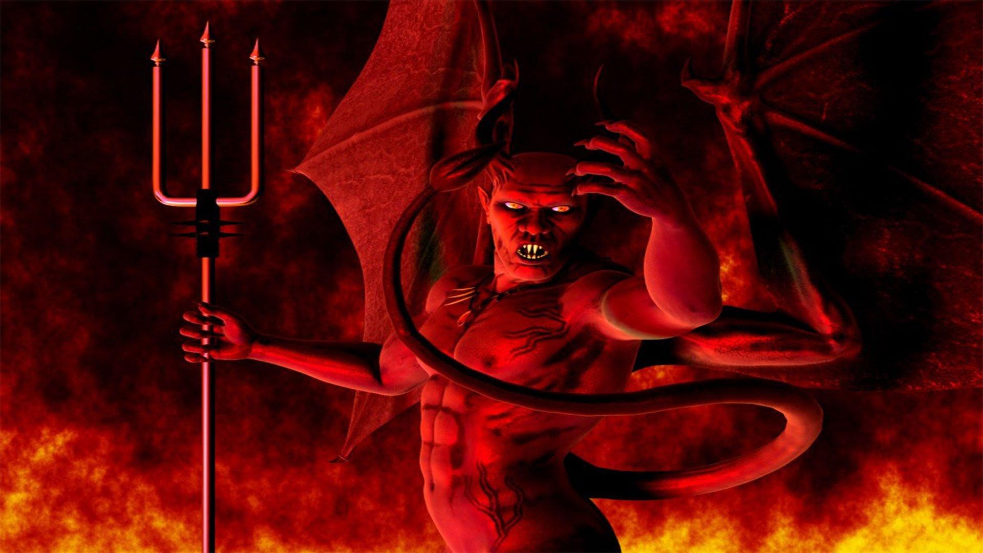 Классные картинки дьявола