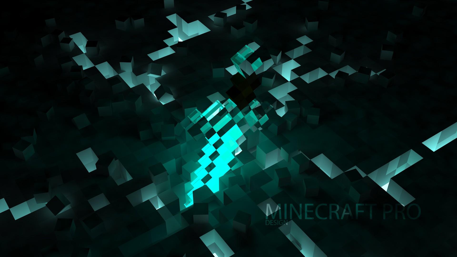 Wallpaper 1920x1080 Px Digital Art Minecraft 1920x1080 Goodfon