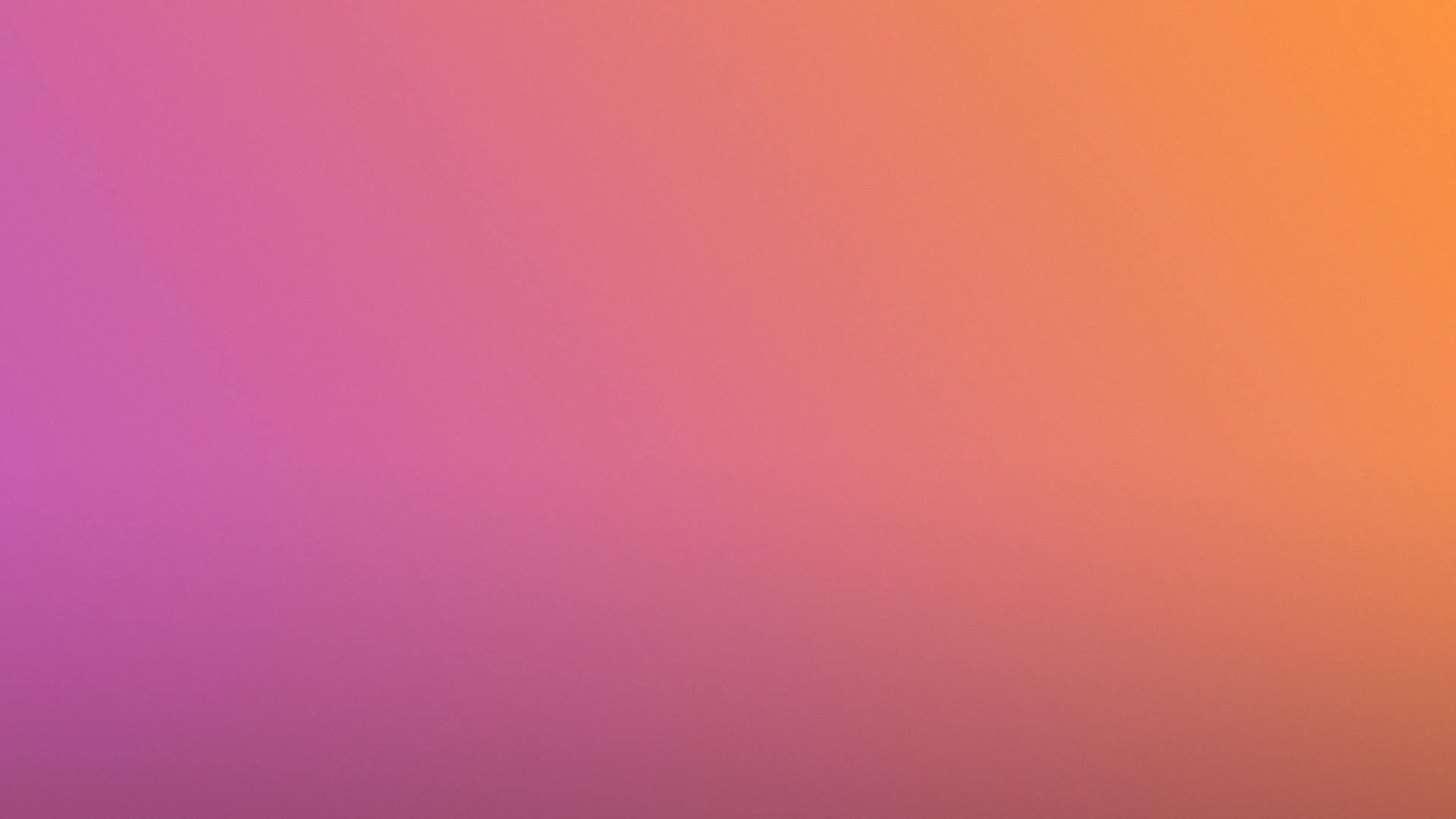 wallpaper 1920x1080 px gradient minimalism orange pink