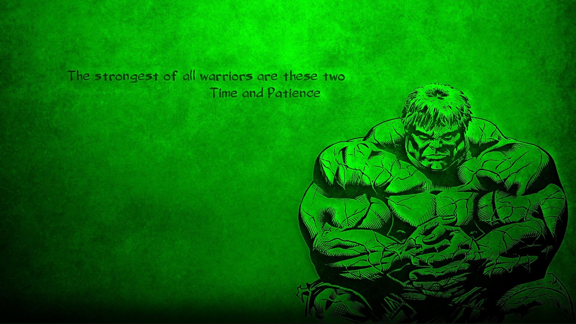Wallpaper : 1920x1080 px, green, Hulk, quote 1920x1080 ...