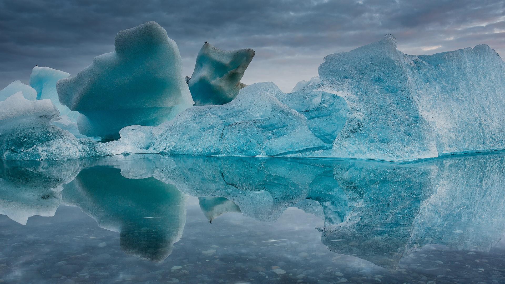 Wallpaper 1920x1080 Px Ice Iceberg Landscape Nature