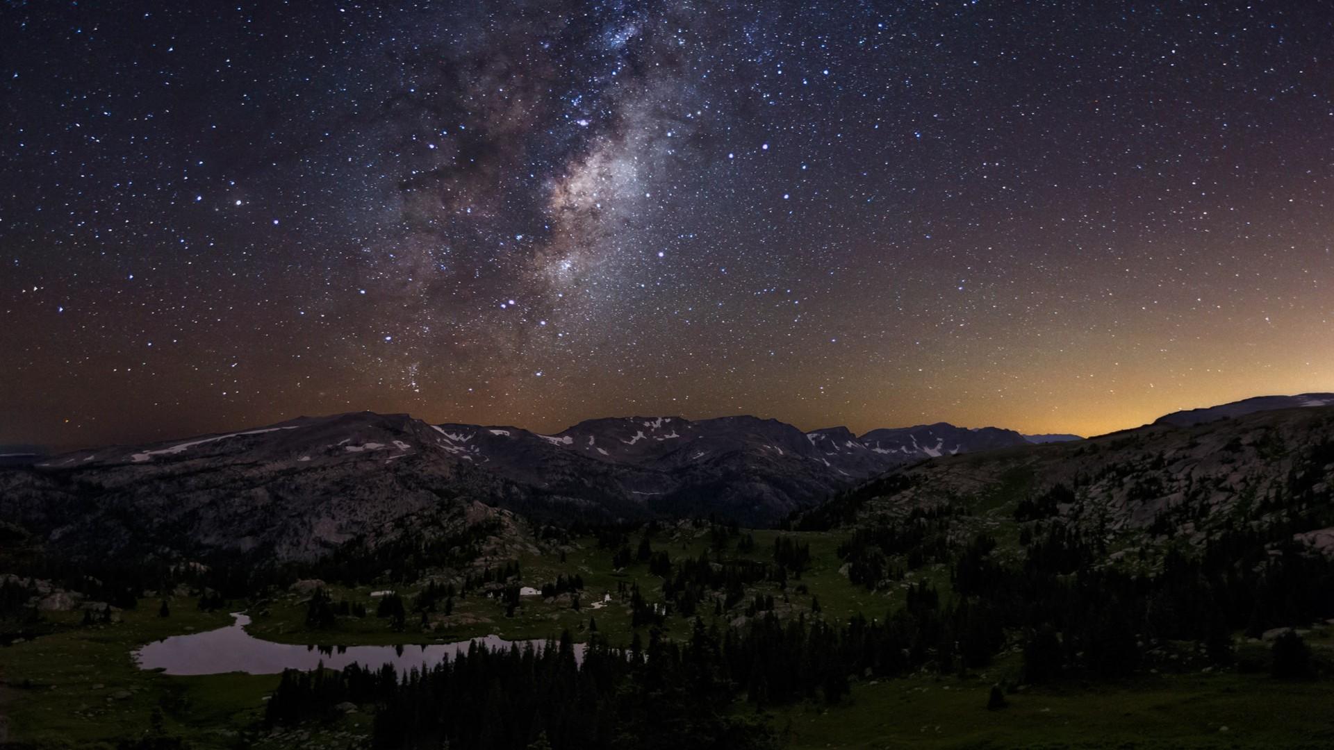 размеры, красивое звездное небо картинка на рабочий стол совсем соответствует заявленному