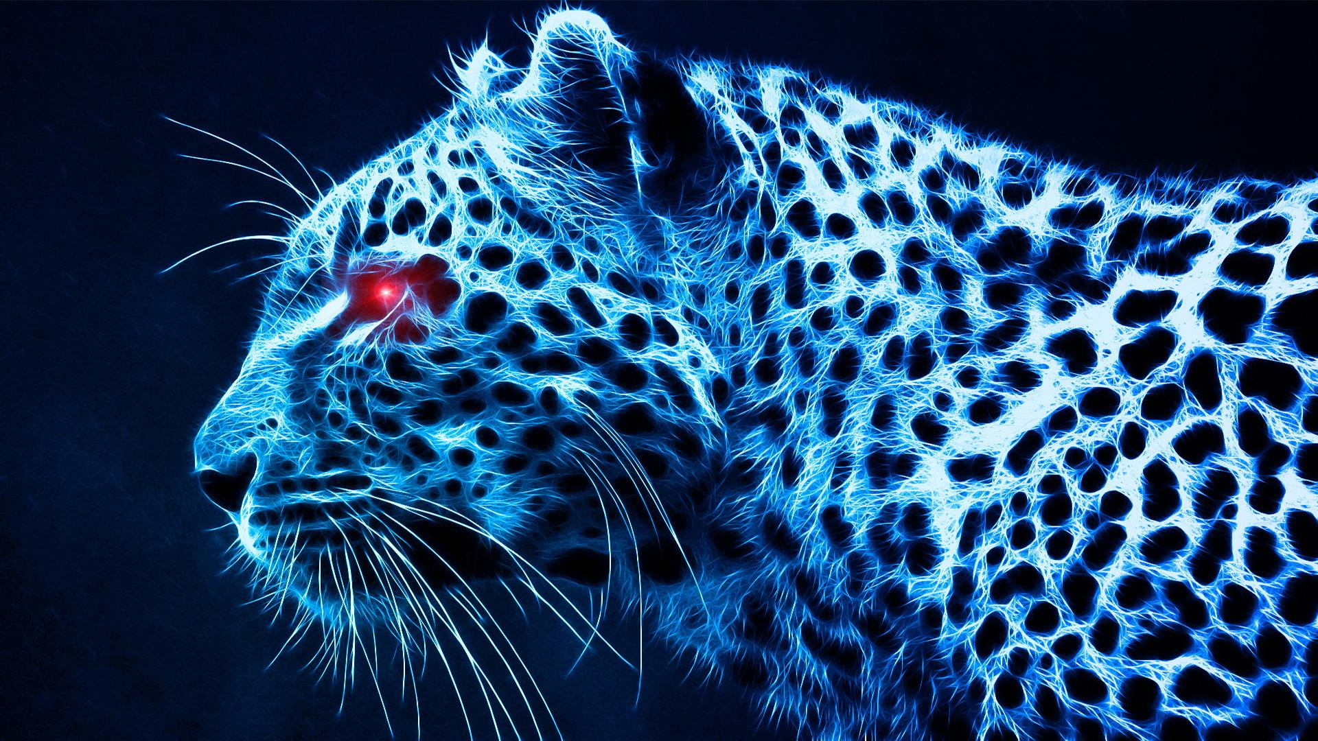 картинки леопарда абстракция честь имею