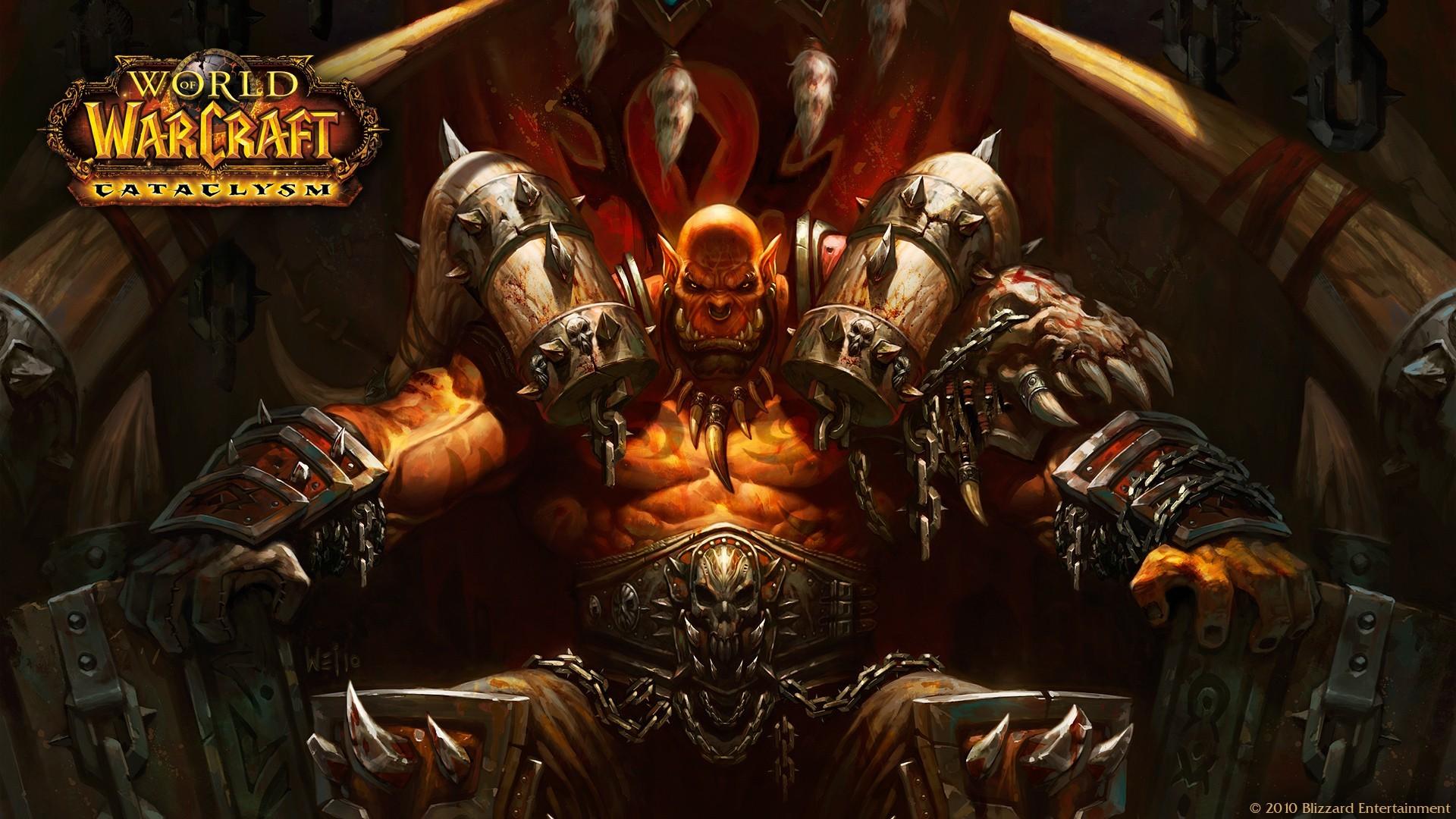 Wallpaper 1920x1080 Px Orcs World Of Warcraft World Of Warcraft
