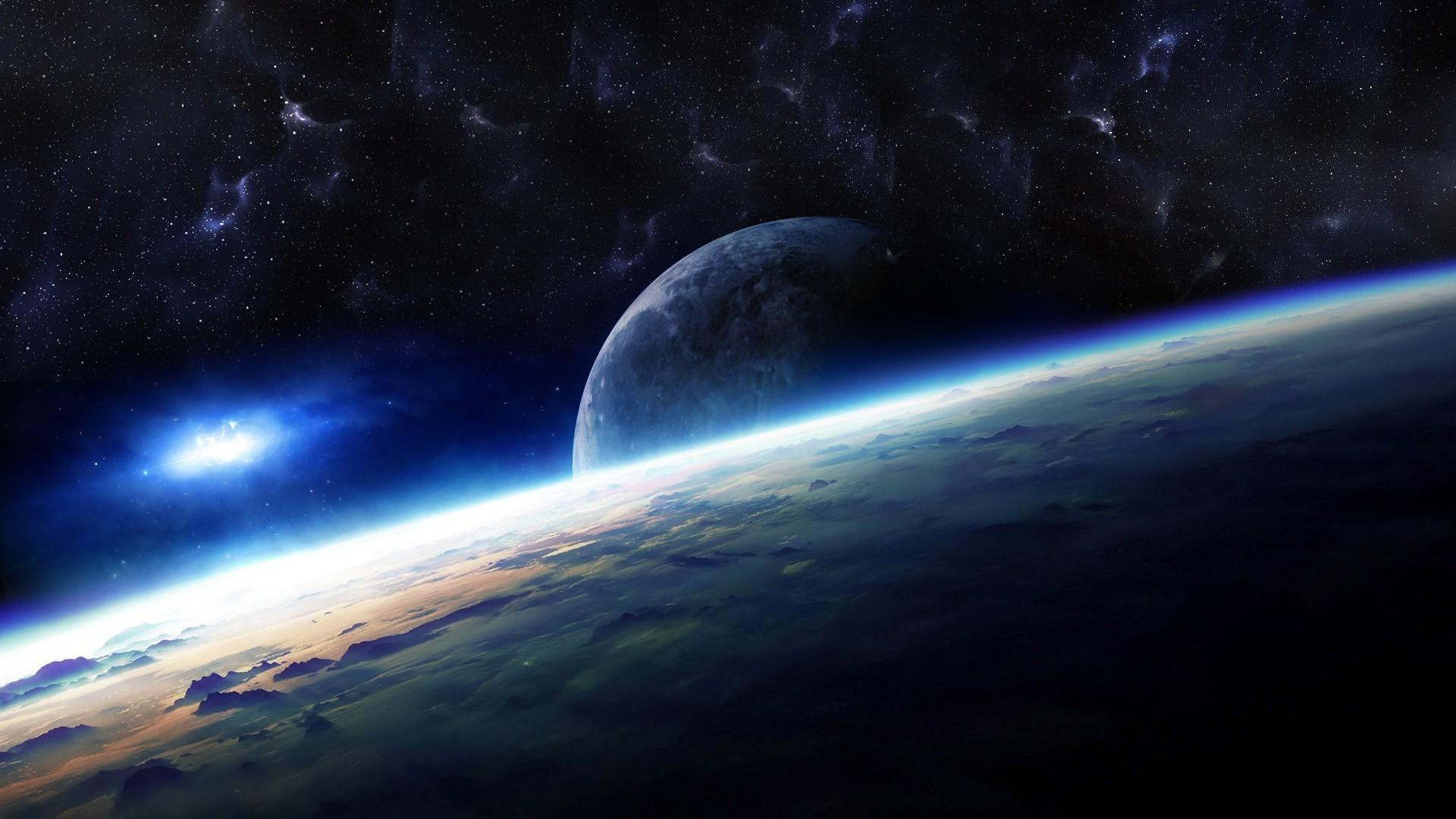 Картинки на рабочий стол планета