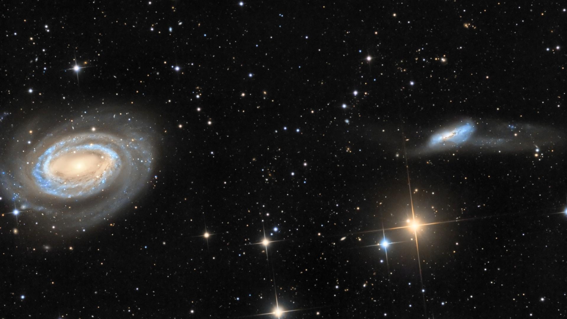astronomy fancy title