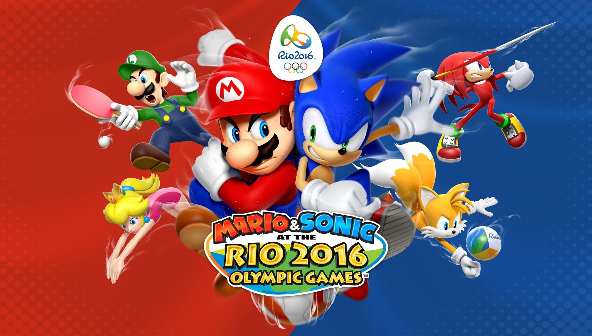 1920x1091 Px Sonic Rio 2016