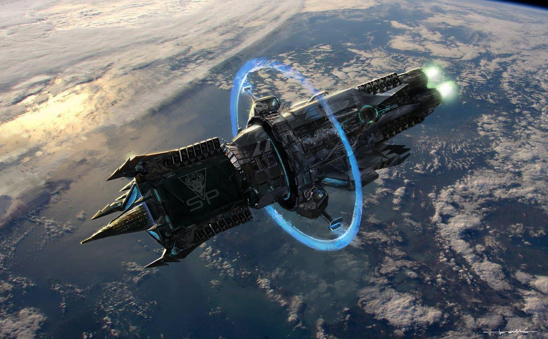 Hintergrundbilder 1920x1187 Px Awesome Spaceship