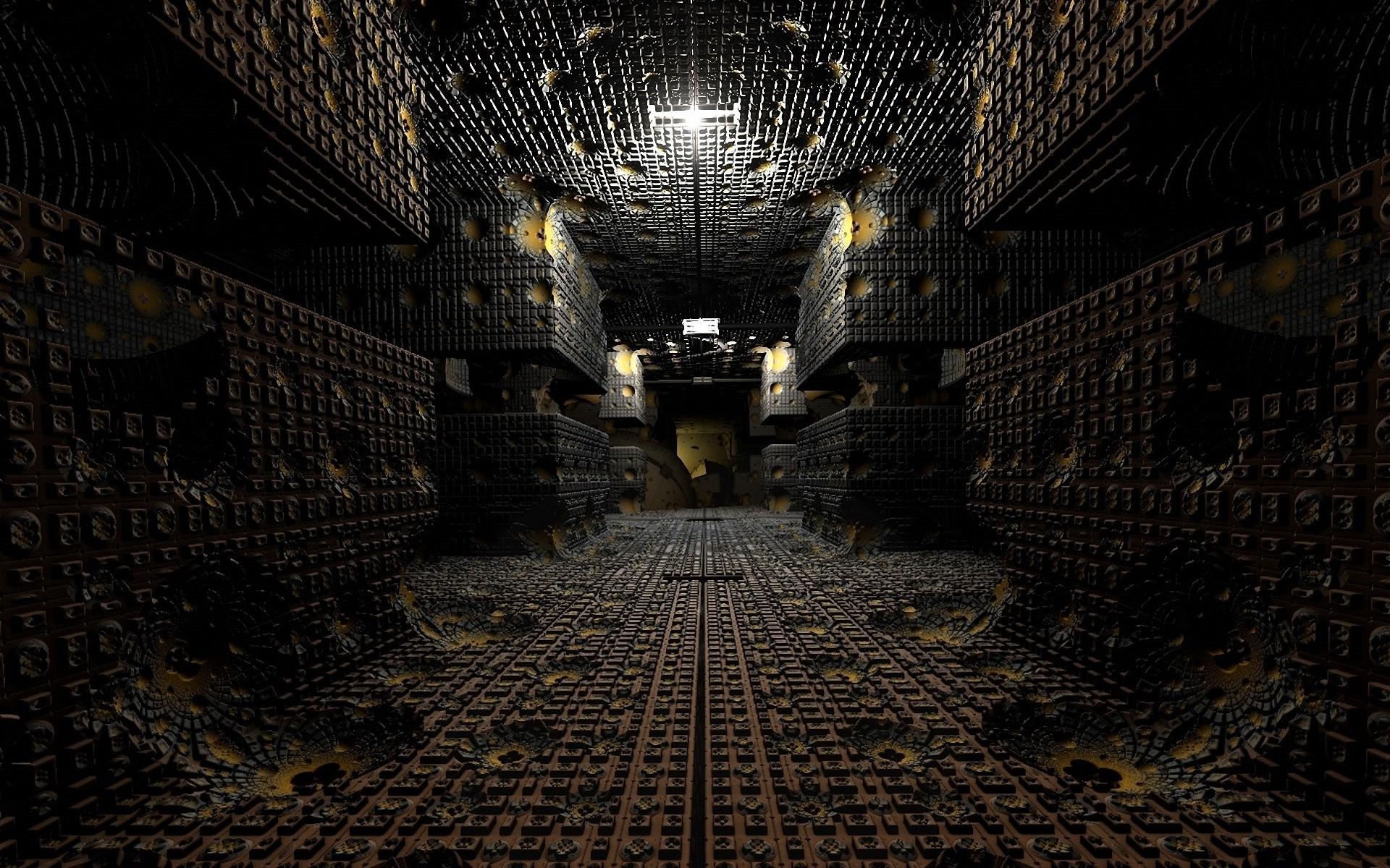 wallpaper : 1920x1200 px, 3d, architecture, building, fractal