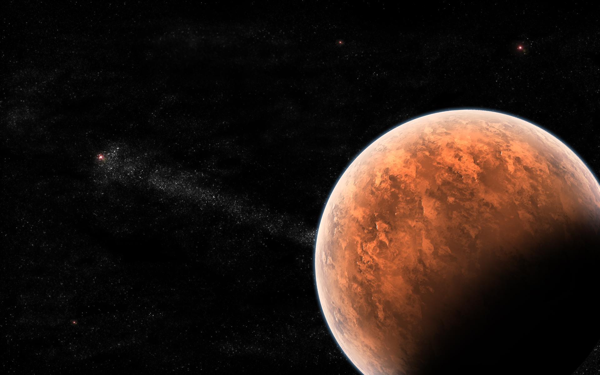 壁纸 1920x1200像素 艺术 Cg 数字 Fi 小说 火星 月亮 性质