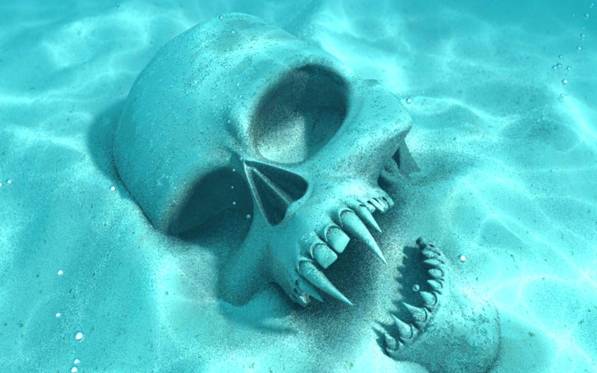 картинки море скелеты правила просты