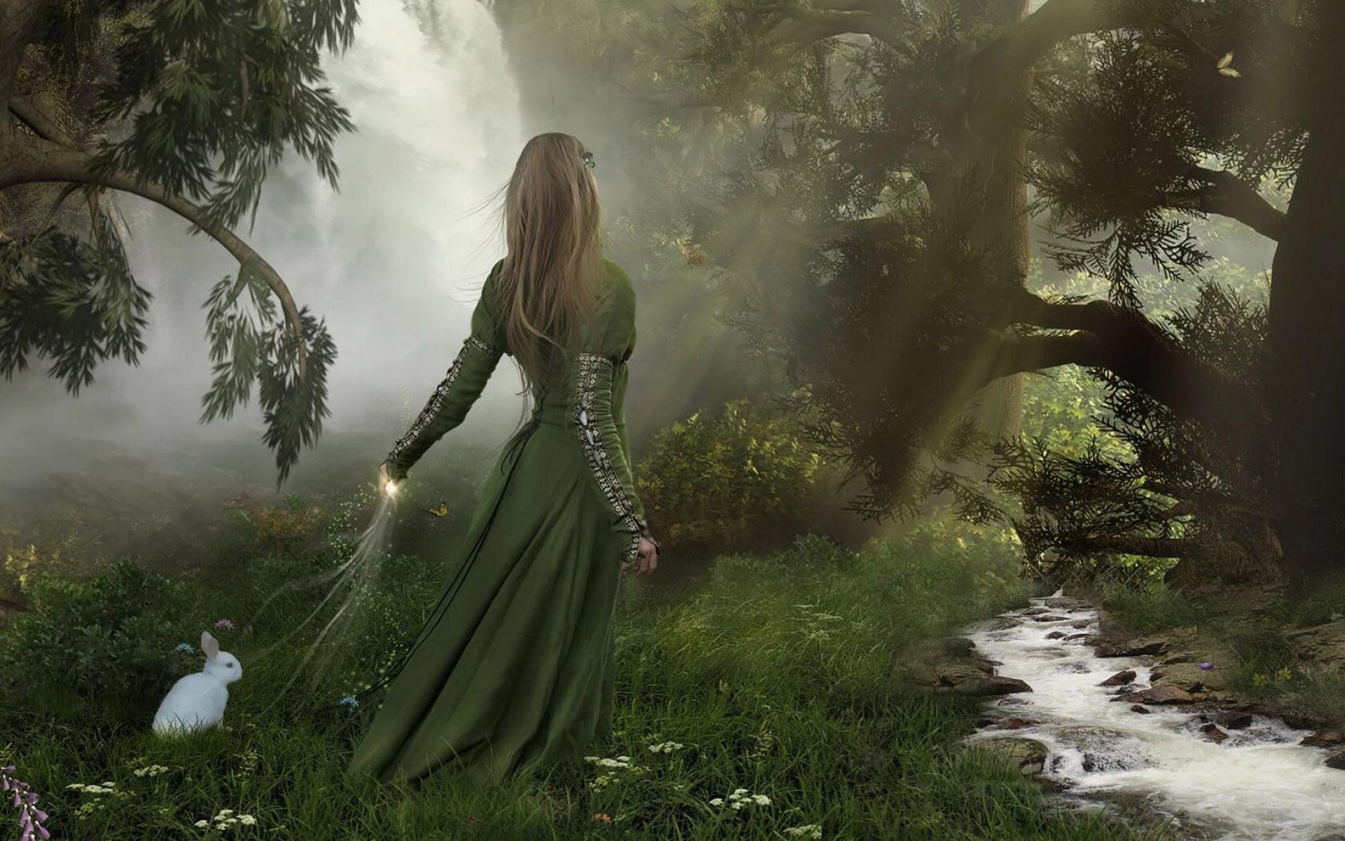 наибольшей картинки мистические духи профессионалы