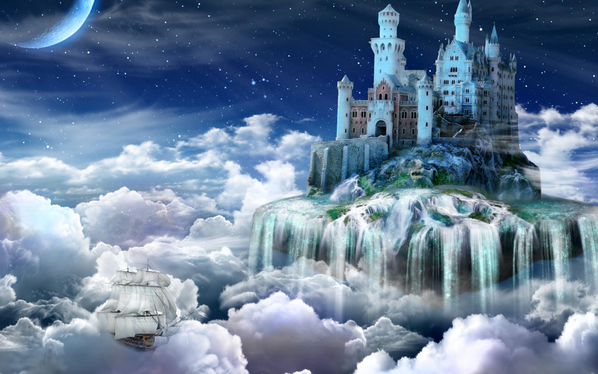 всего королевство волшебства картинки интересным названием