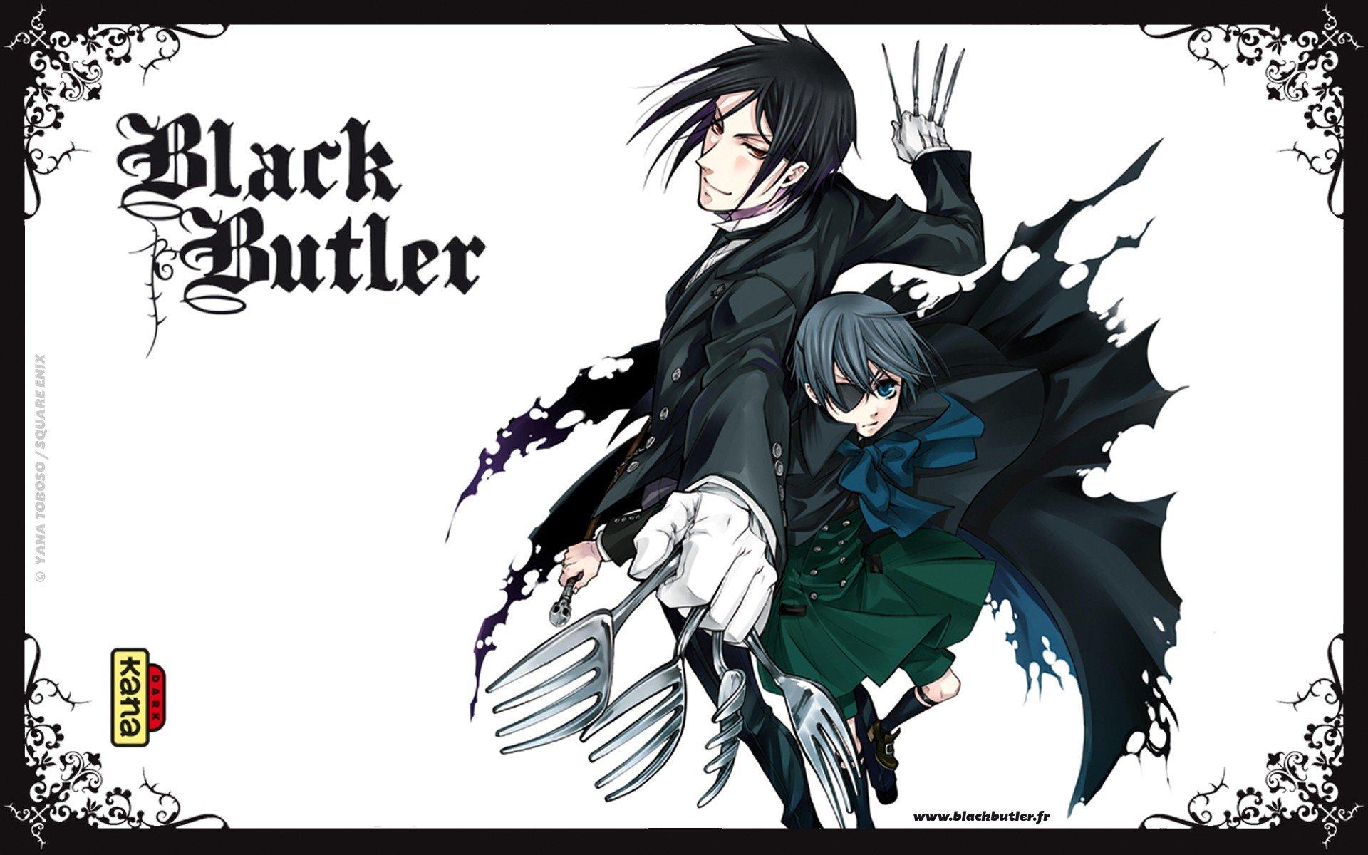 Wallpaper 1920x1200 Px Black Butler Ciel Phantomhive