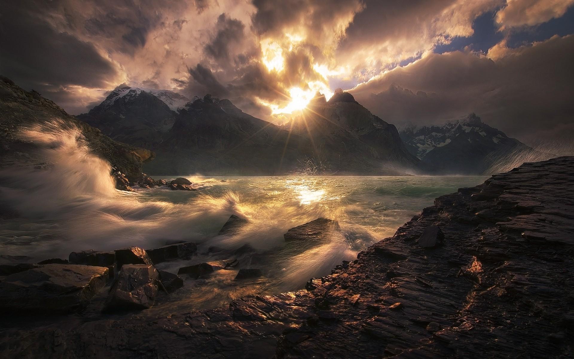 Красивые завораживающие фотографии и картинки