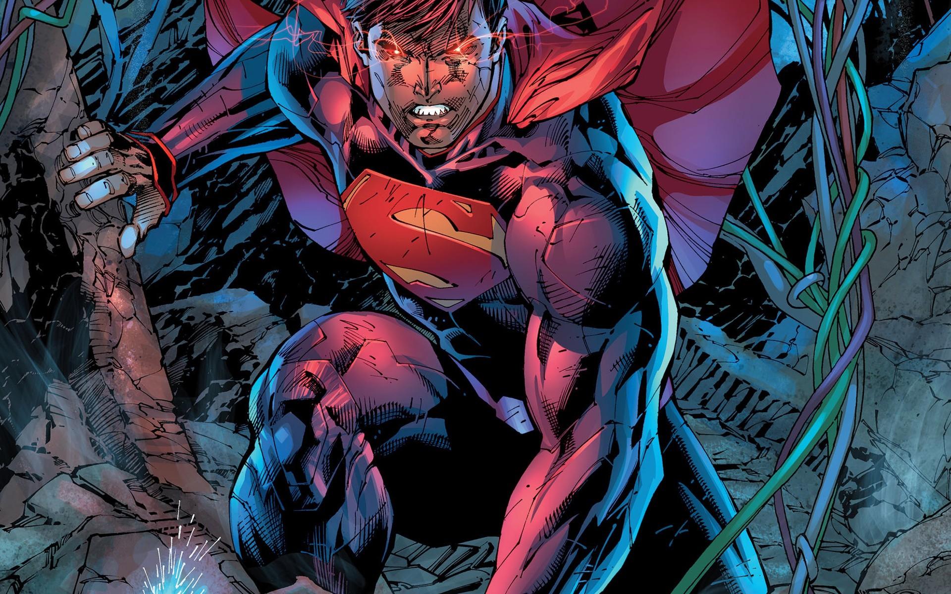 1920x1200 Px DC Comics Man Of Steel Superman