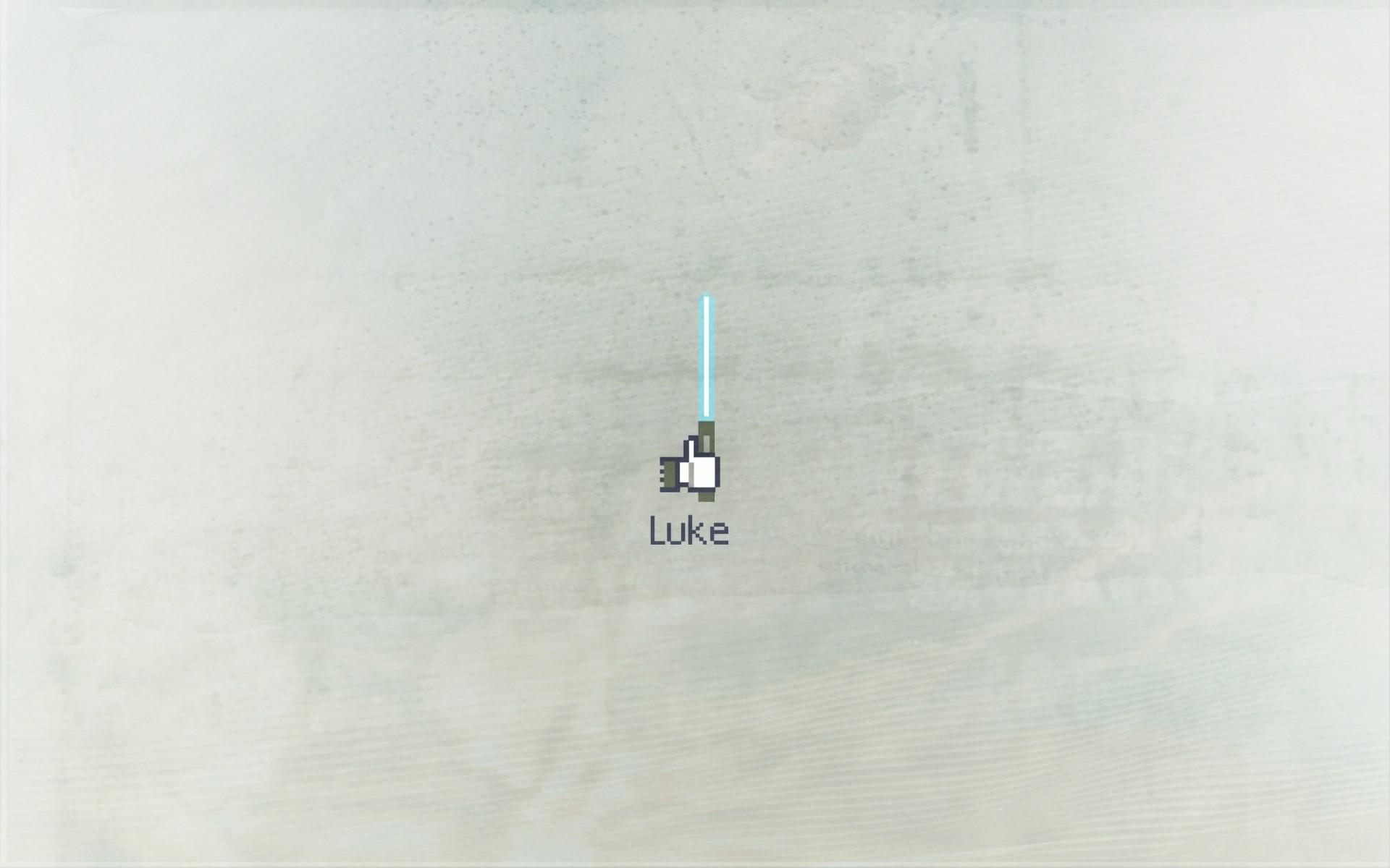 Wallpaper 1920x1200 Px Facebook Funny Luke Minimalistic Skywalker Star Wars 1920x1200 Goodfon 1629033 Hd Wallpapers Wallhere