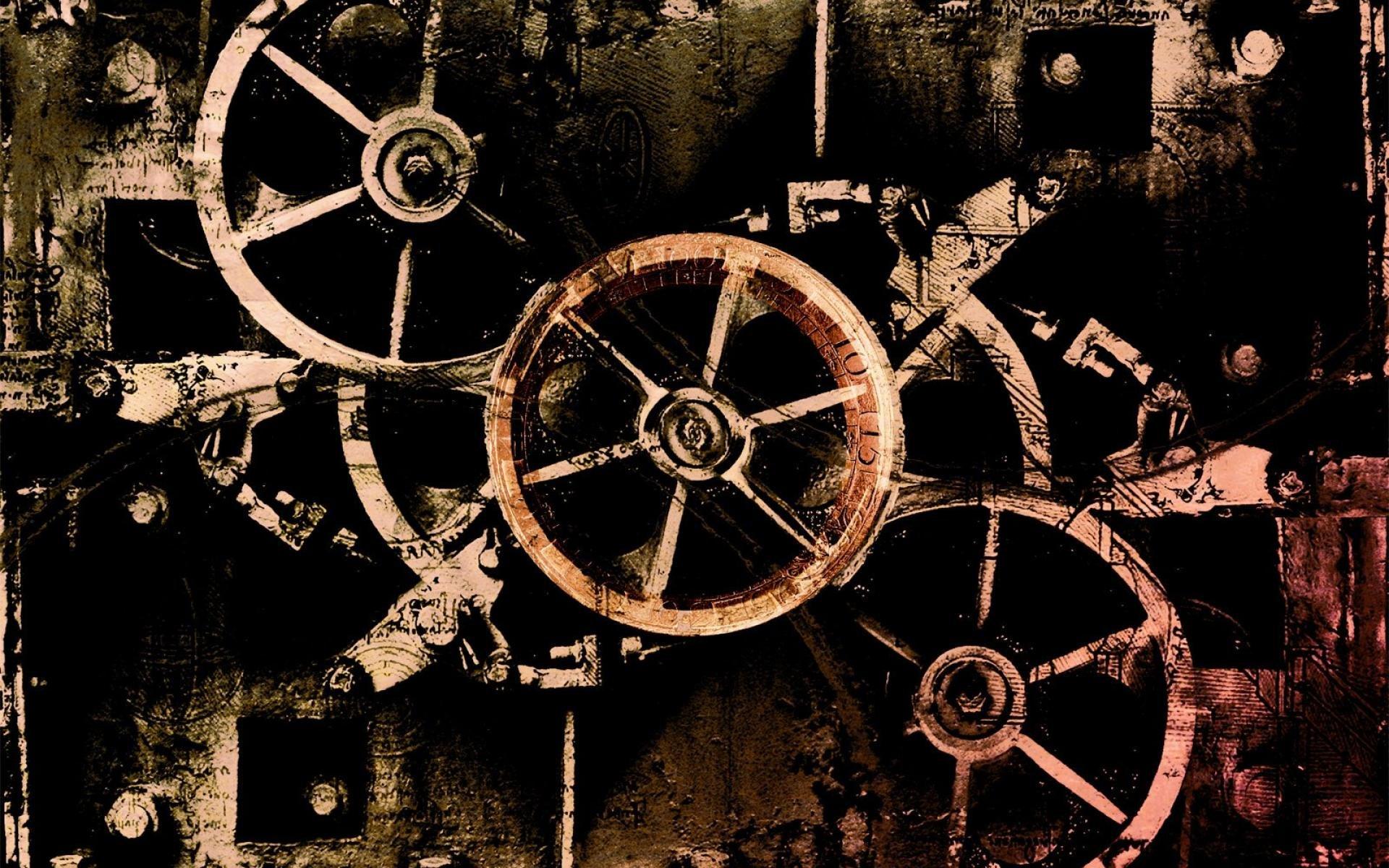デスクトップ壁紙 19x10 Px 抽象化 エンジニアリング ギヤ 歯車 機械的 機構 金属 Steampunk 鋼 テクニクス 19x10 Wallbase デスクトップ壁紙 Wallhere