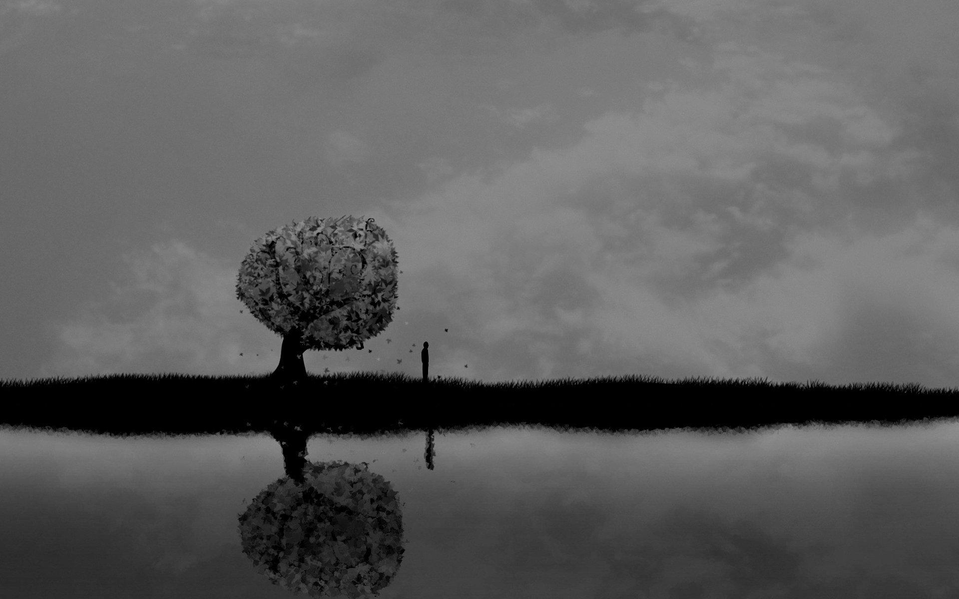80+ Gambar Abstrak Orang Sedih Terbaik