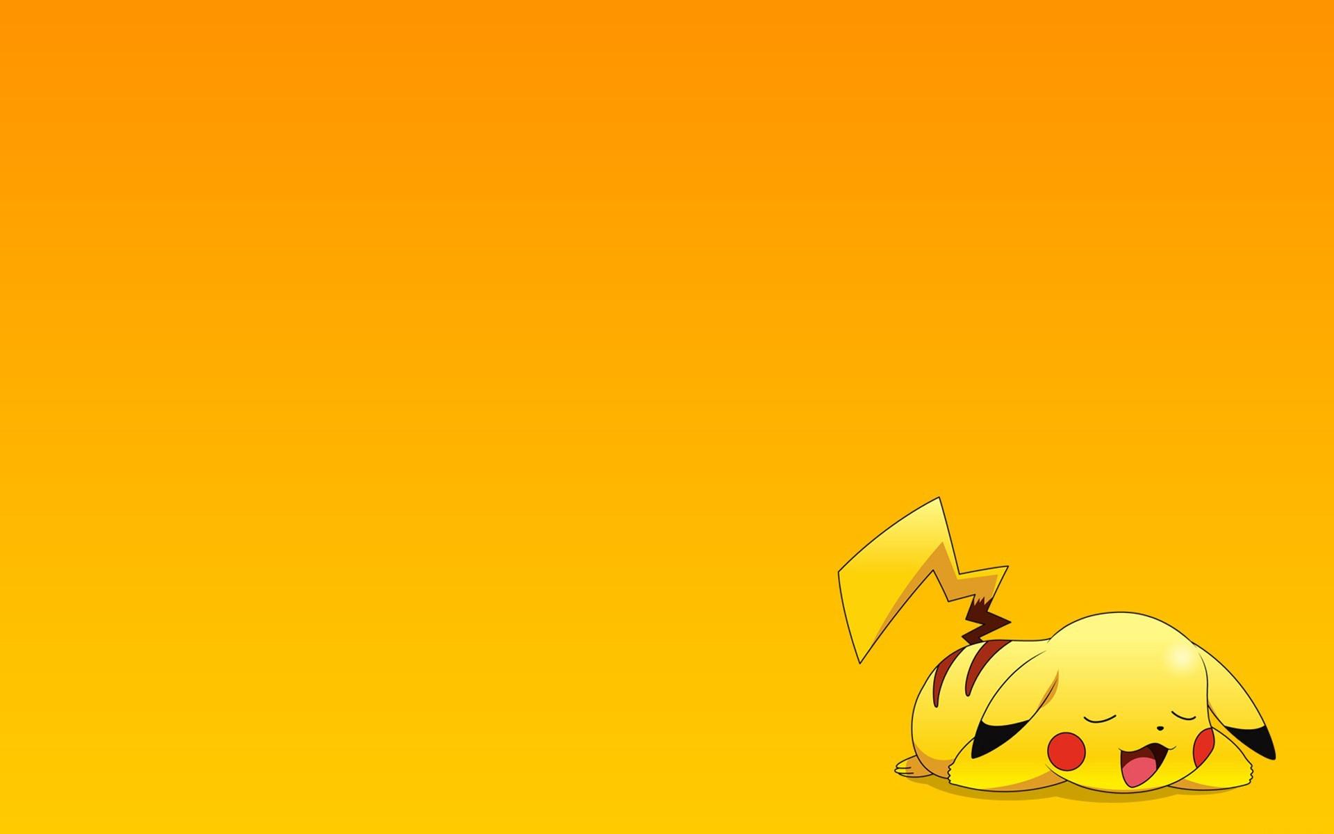 Fond d'écran : 1920 x 1200 px, Anime, Pikachu, Pokémon 1920x1200 - 4kWallpaper - 1022198 - Fond ...