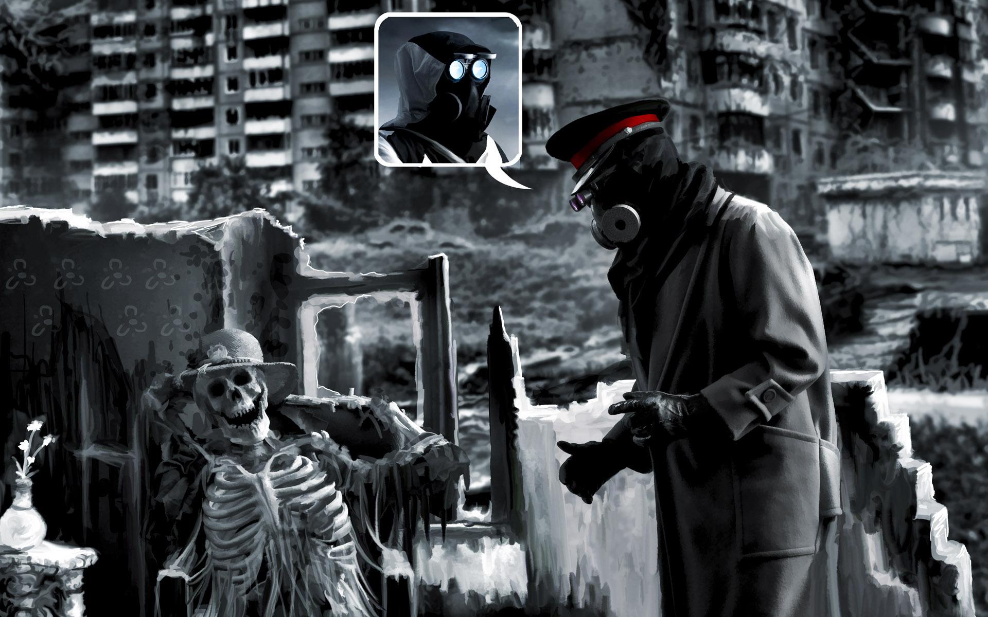 Wallpaper 1920x1200 Px Apocalyptic Comic Comics Dark