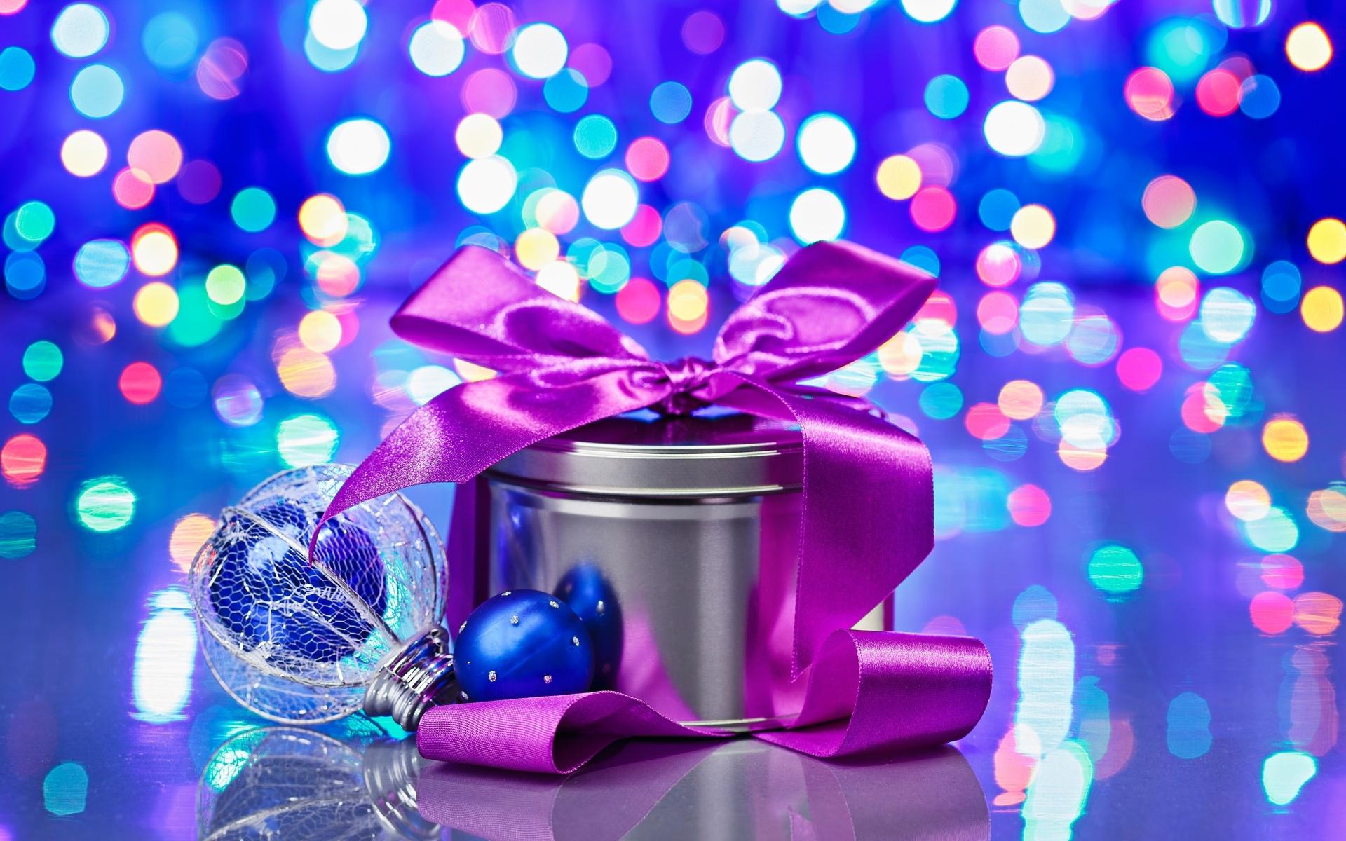 1920x1200 Px Birthday Christmas Color Holidays Lights New Year Seasonal Sparkle