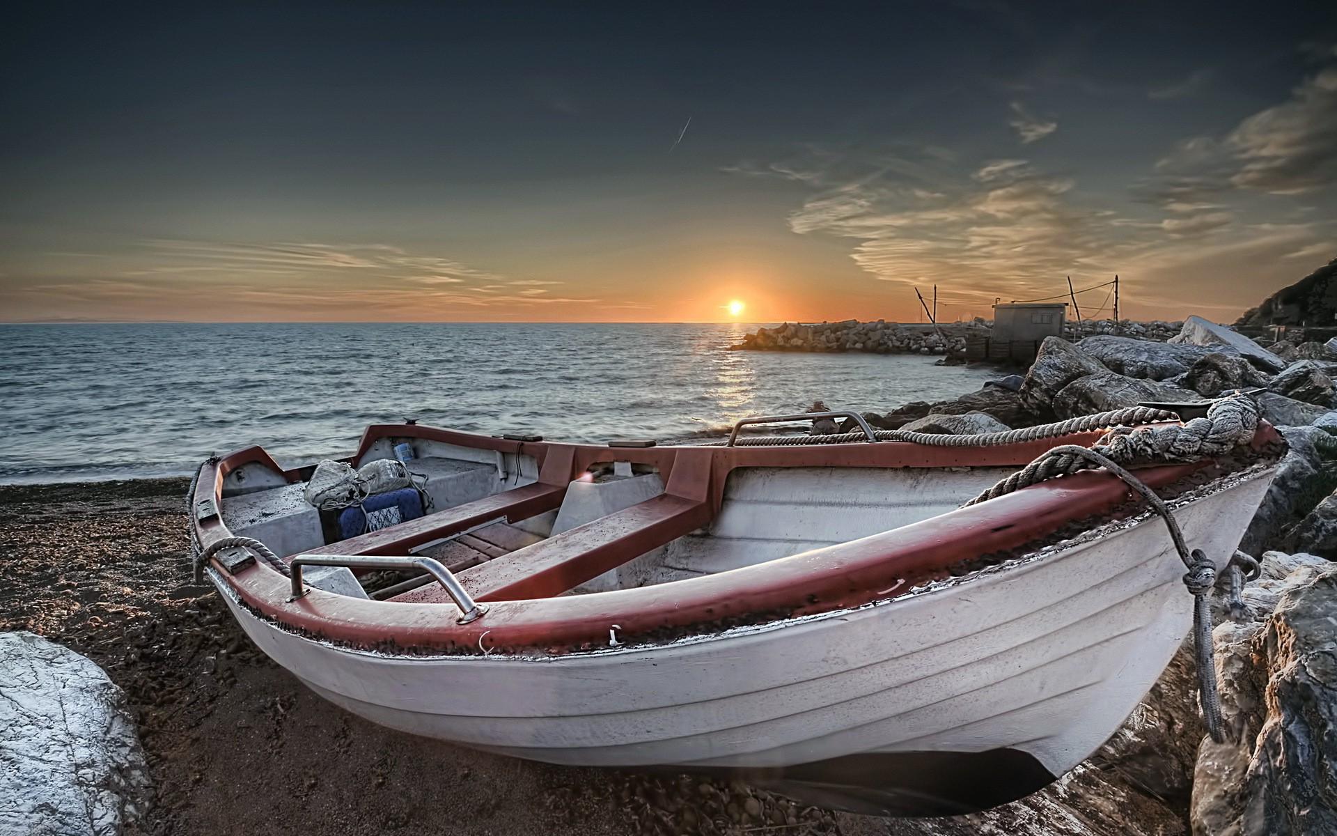 красивые картинки на рабочий стол лодки все