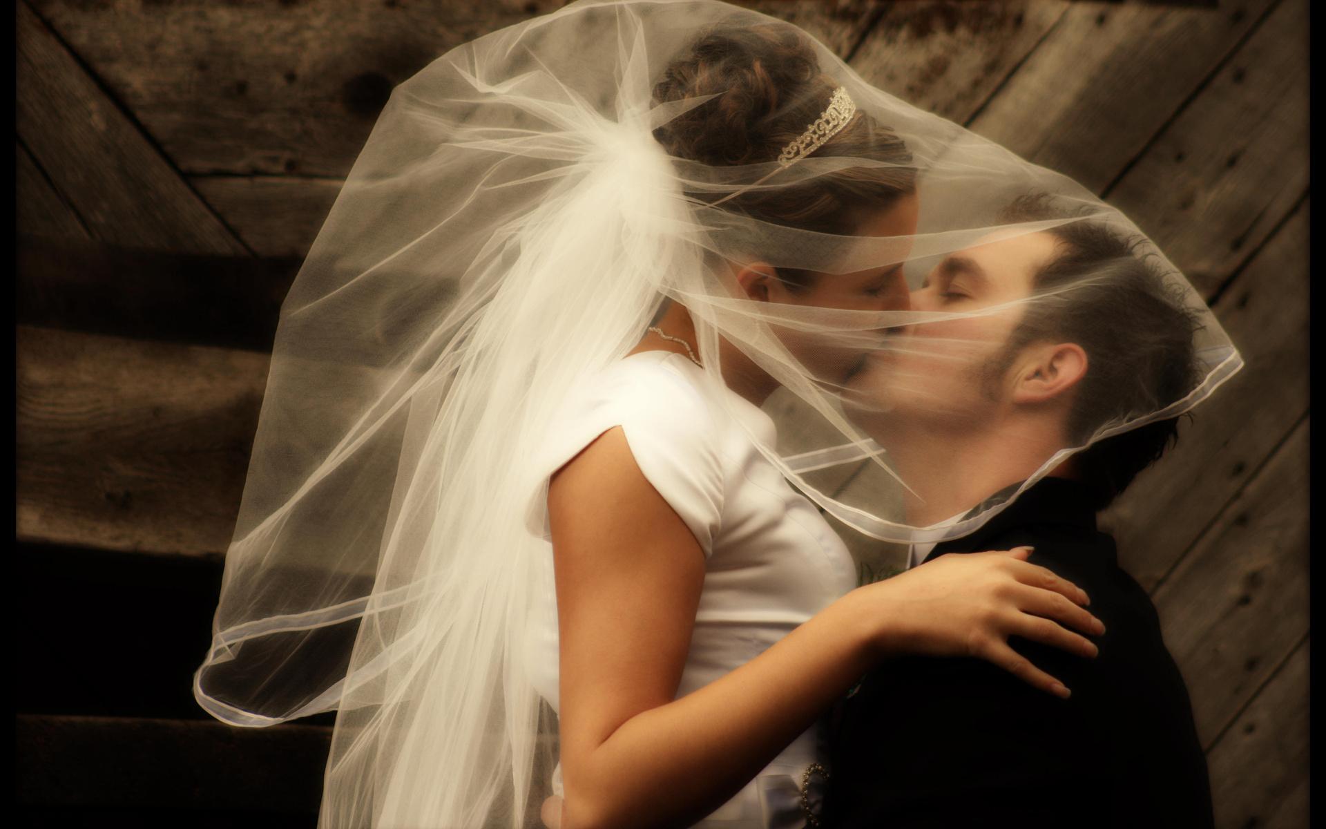 Картинки свадебные парень и девушка