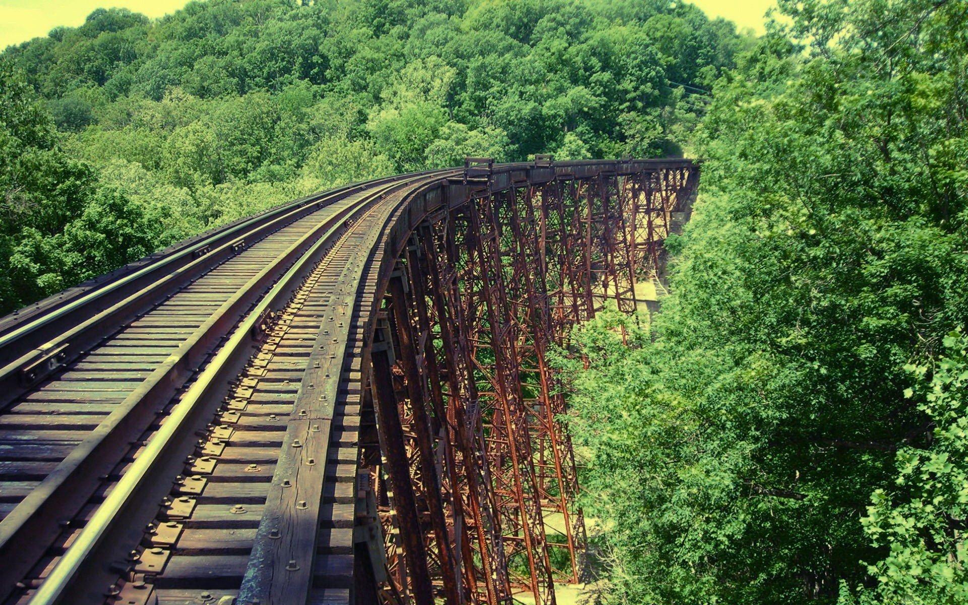 картинки железная дорога мосты что похищено три