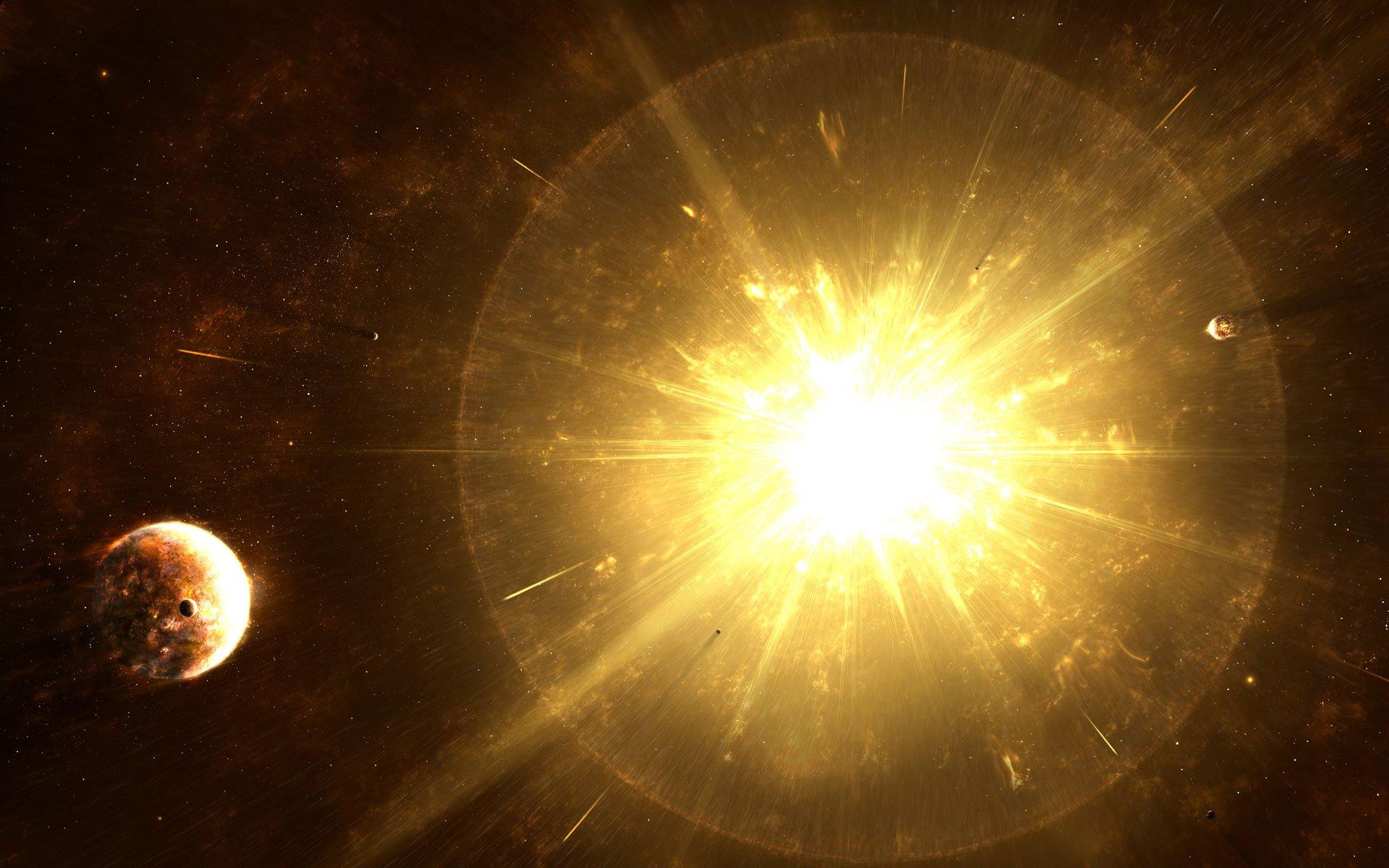 одна солнечная система во вселенной фото разберемся утеплительными материалами