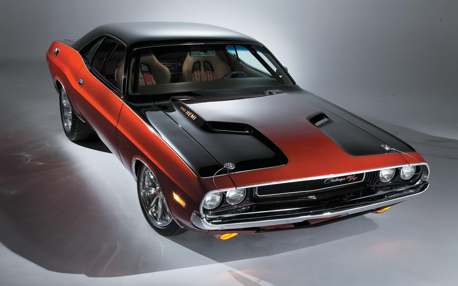 1920x1200 px car challenger Dodge Dodge Challenger 1970 Dodge Challenger R T 690093