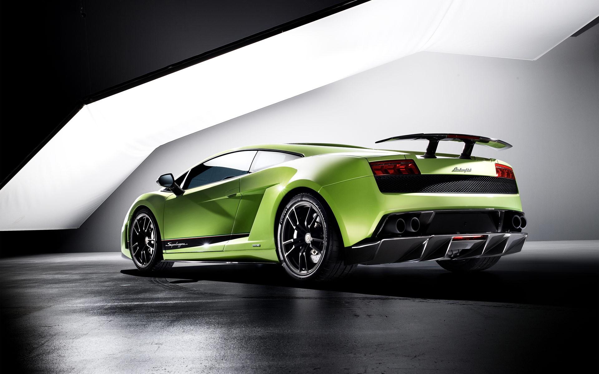Wallpaper 1920x1200 Px Car Green Cars Lamborghini