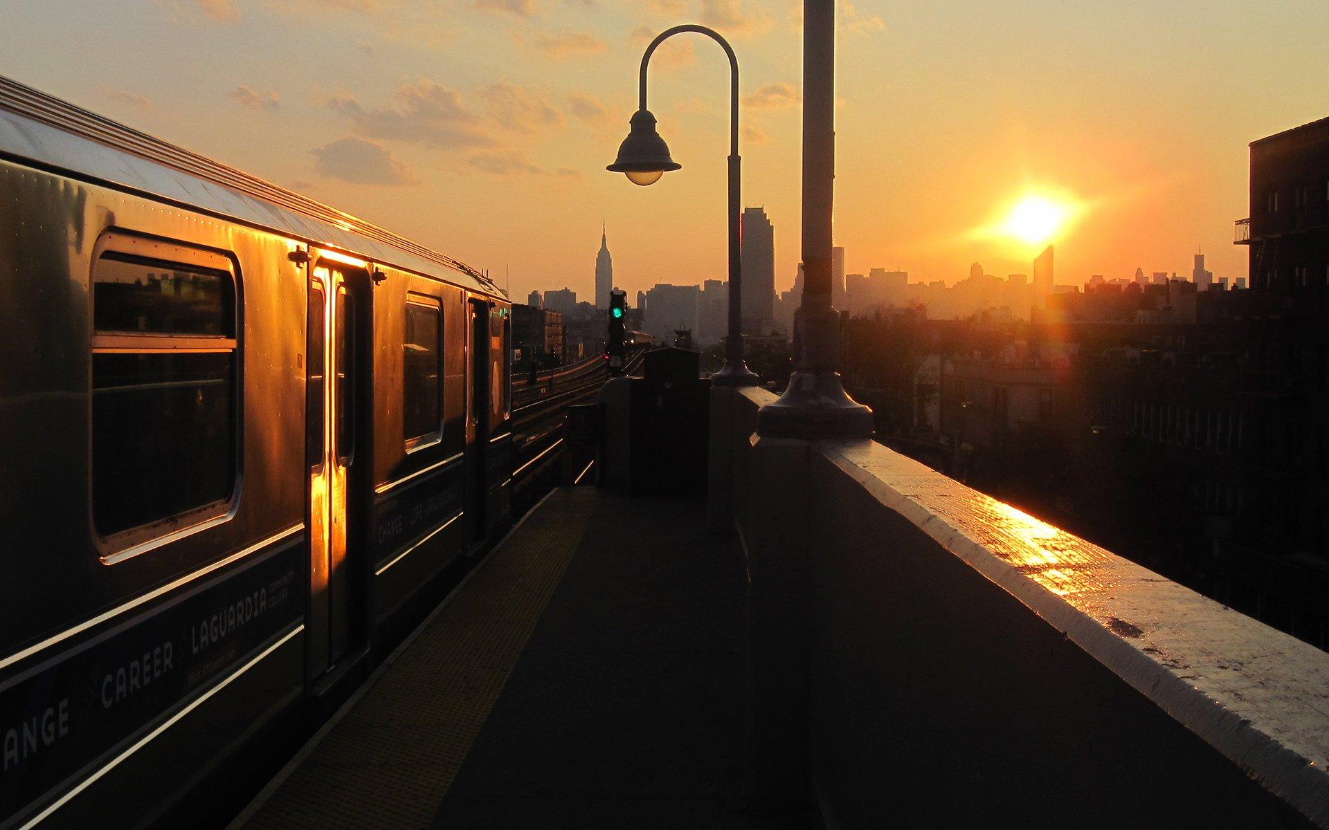 Картинка вид с поезда