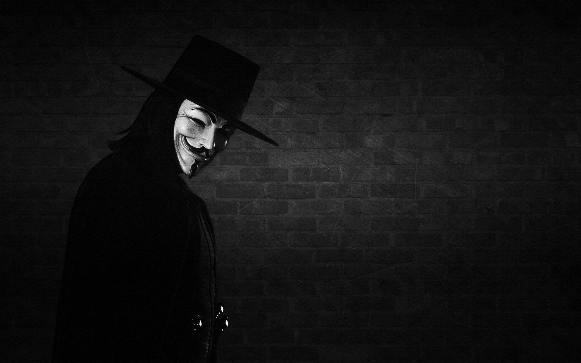 V For Vendetta Mask Wallpaper Army Wallpaper : 192...