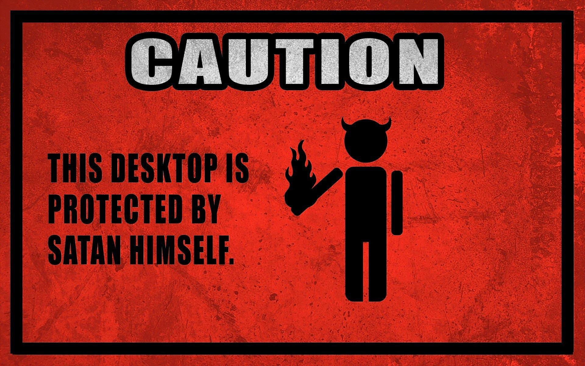 Wallpaper 1920x1200 Px Dark Demon Desktop Evil Funny Humor