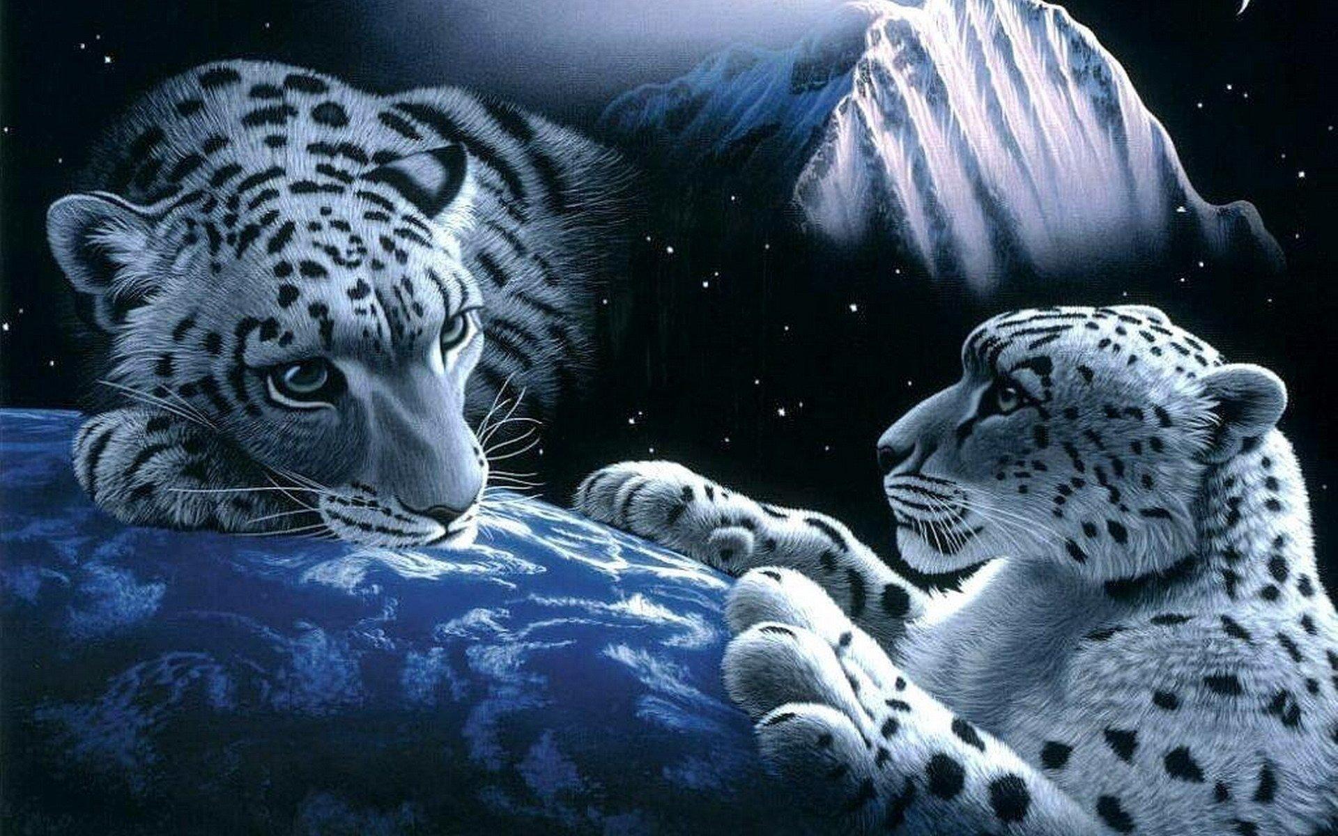 производит впечатление красивые картинки анимационные о животных суровым отцовским взглядом
