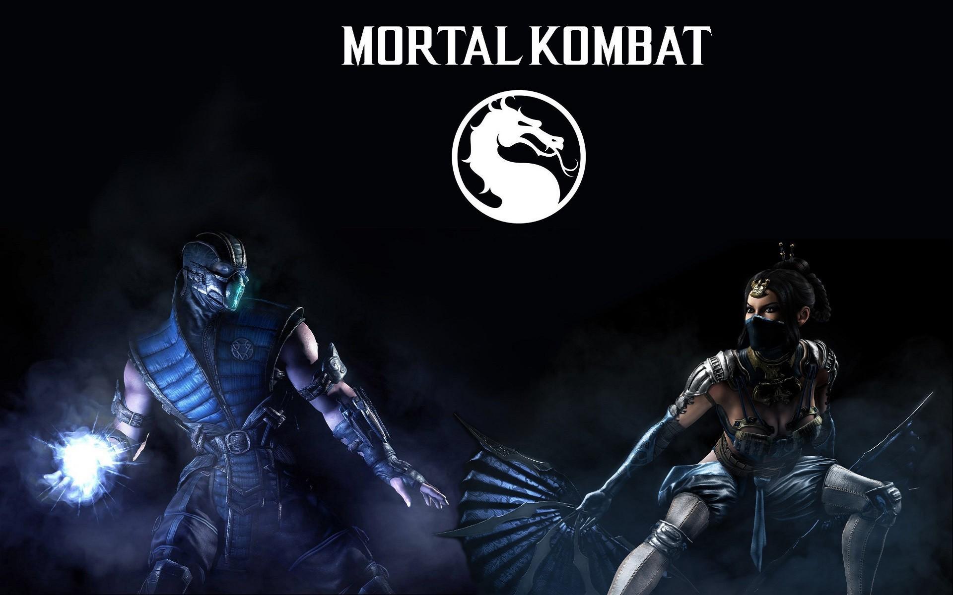 1920x1200 Px Dragon Kitana Mist Mortal Kombat X Sub Zero Video Games