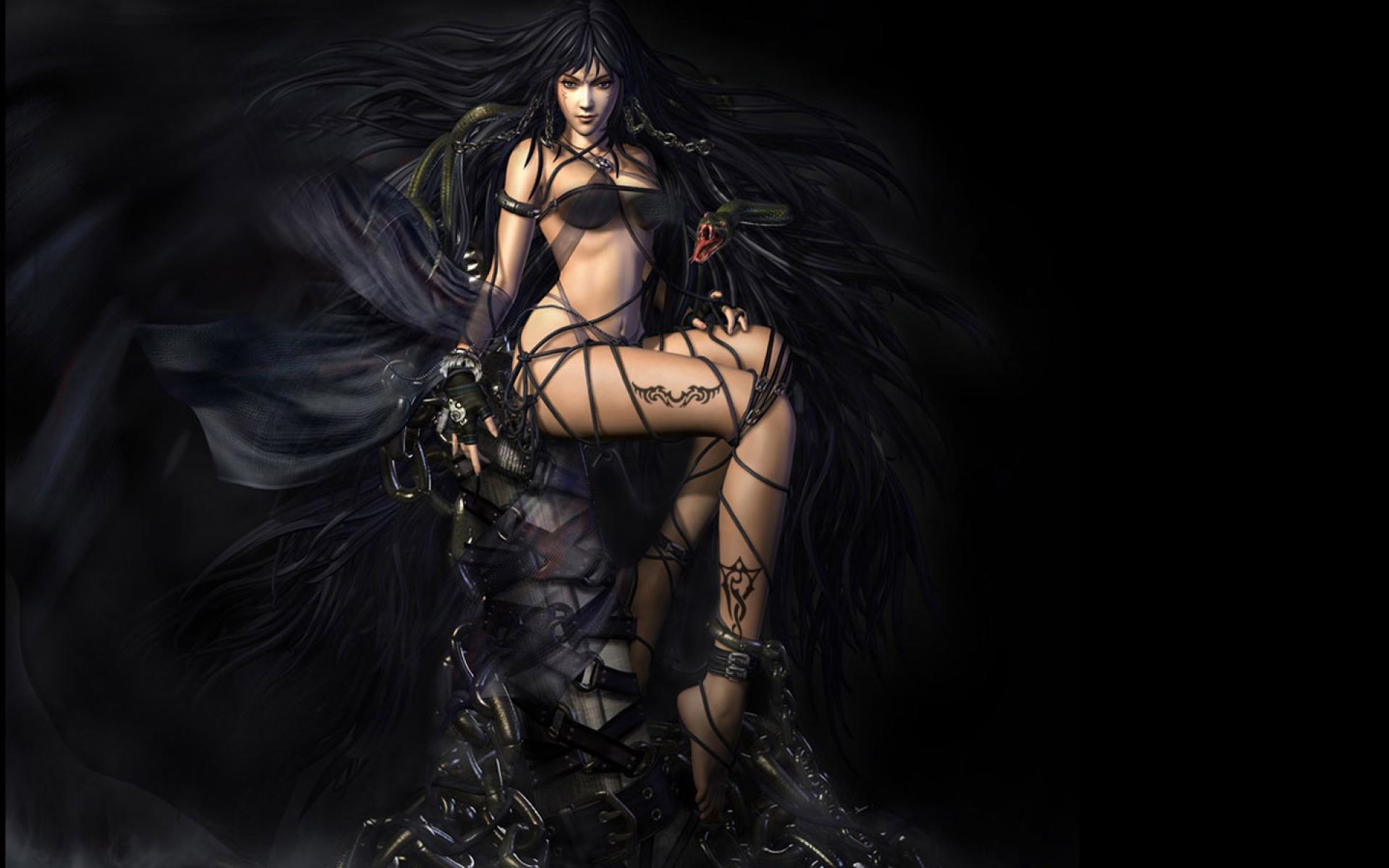 Hottest black models