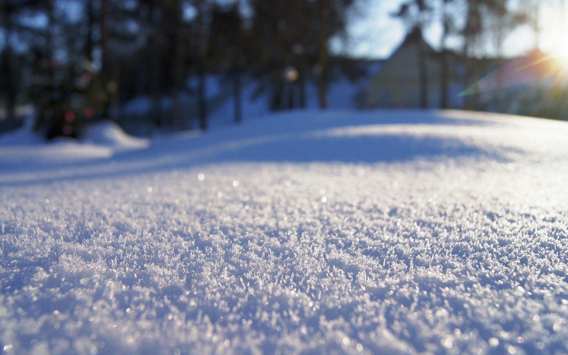 Снежный снег картинки