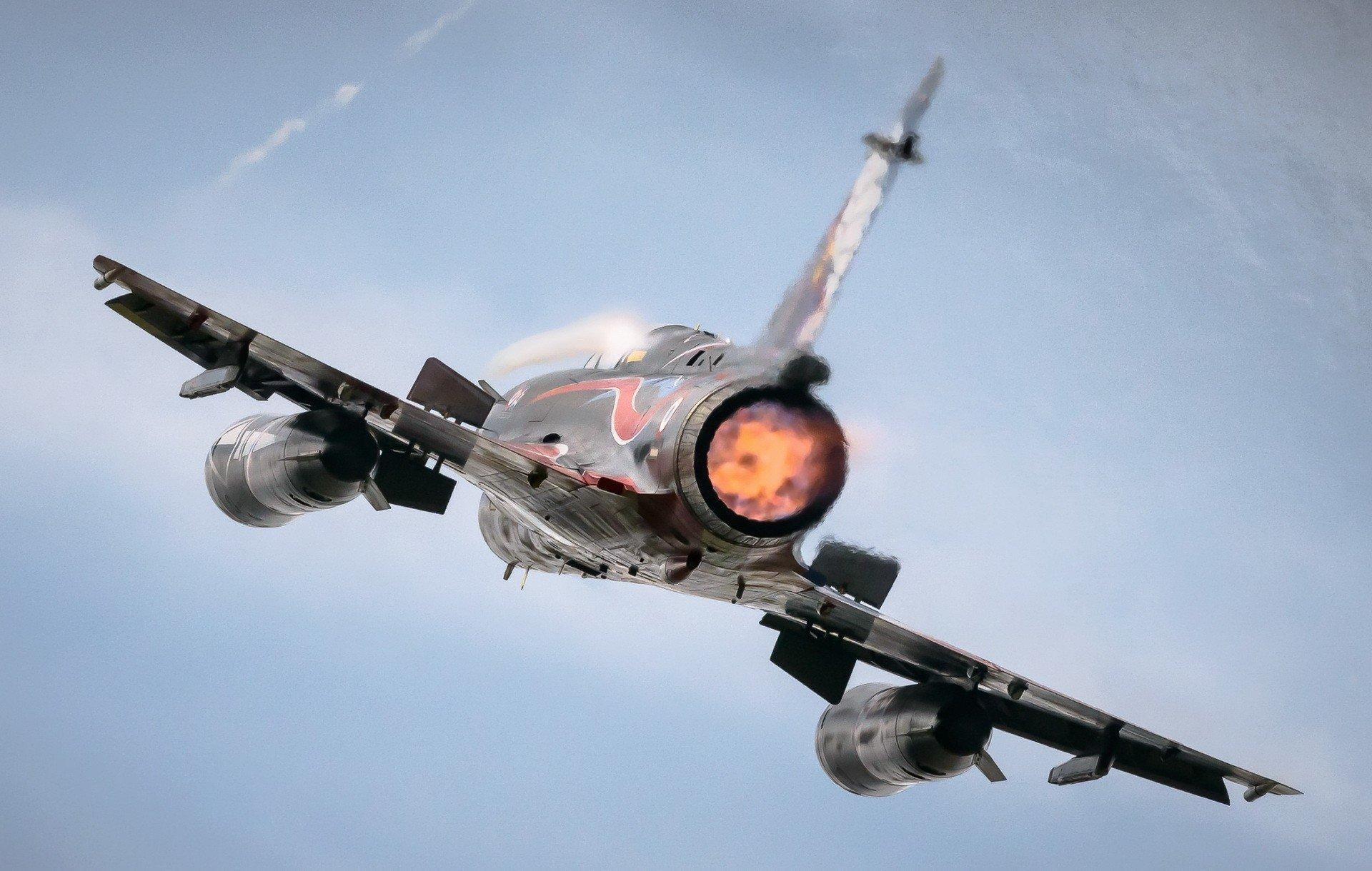 Обои Самолёт, Mirage 2000. Авиация foto 12