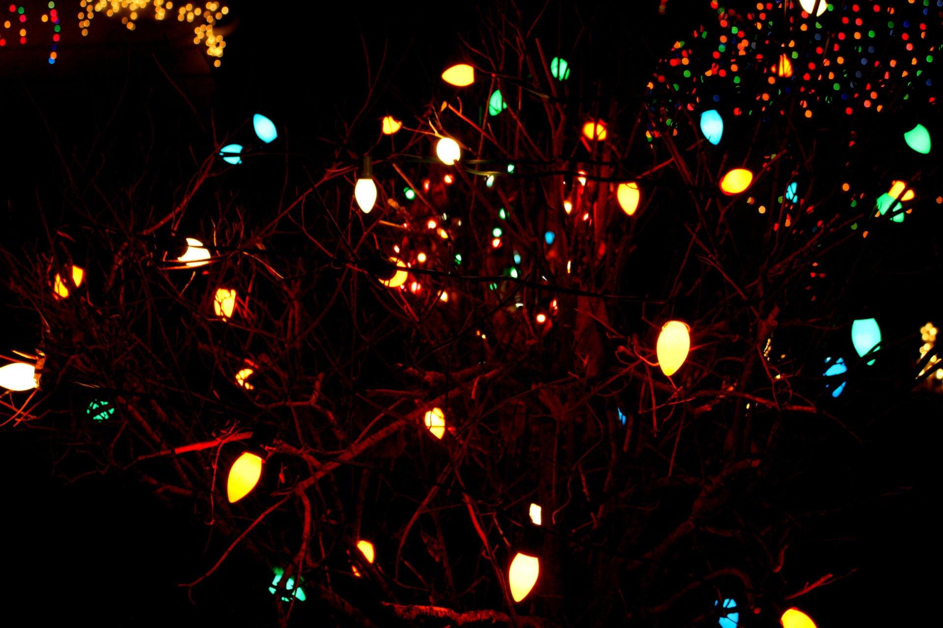 Ламповые картинки на новый год
