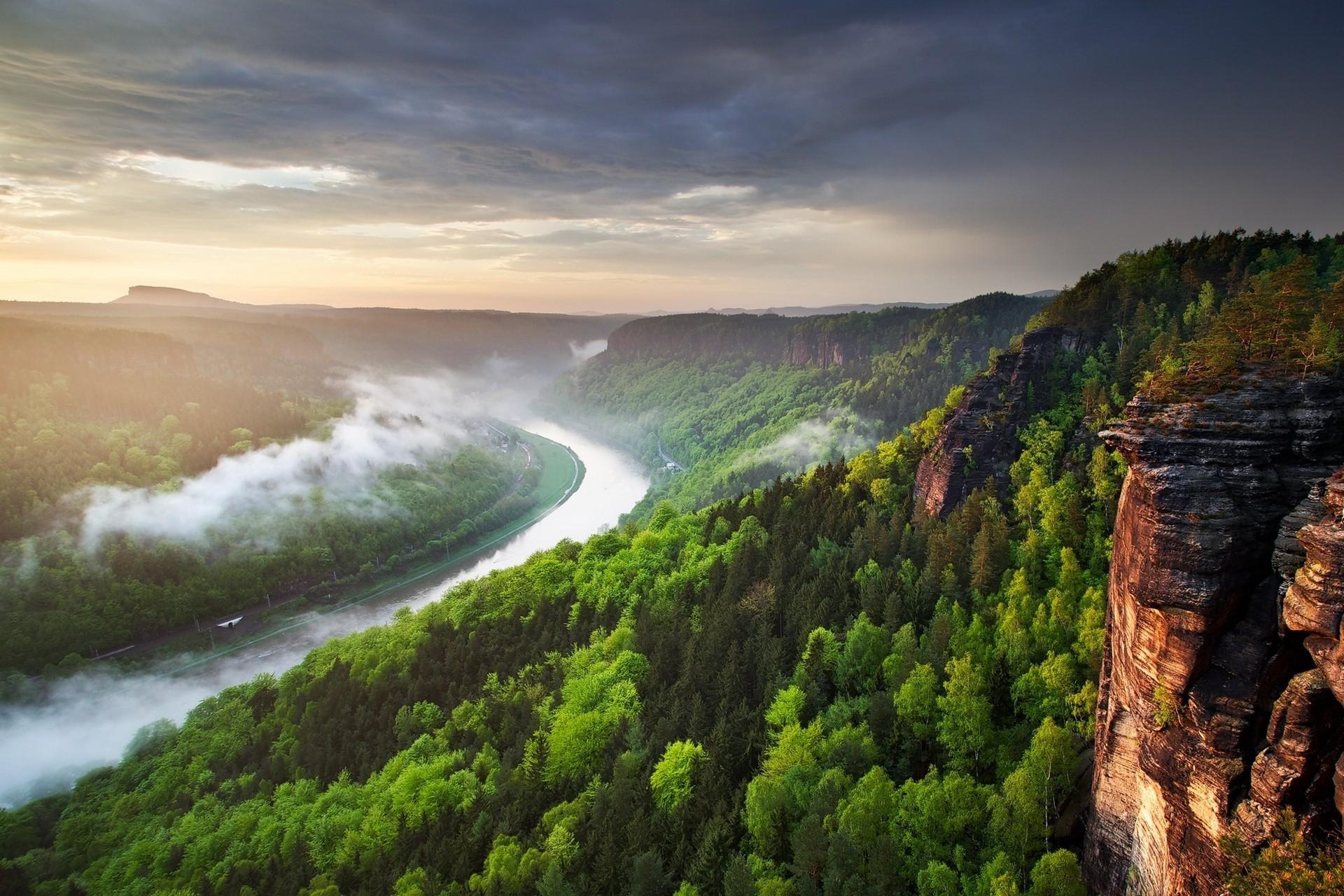 кудухов российский красивые фото реки над обрывом него особое